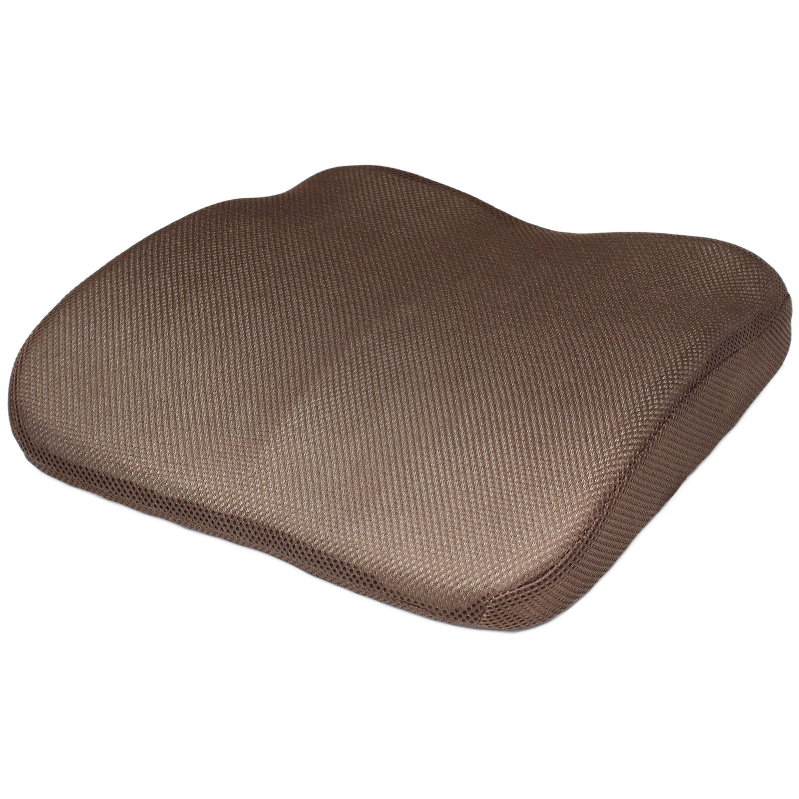 3d mesh memory foam seat cushion lower back lumbar support car