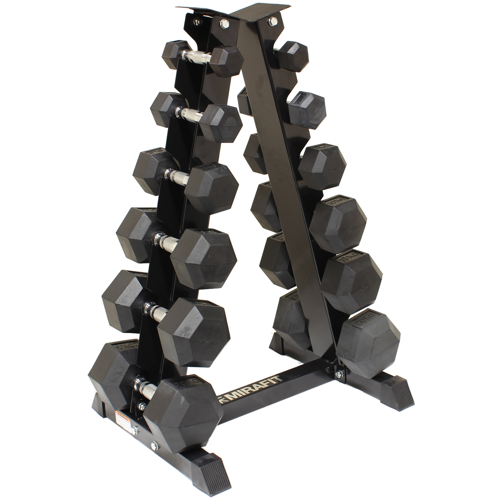 Dumbbell Storage Rack Dandk Organizer