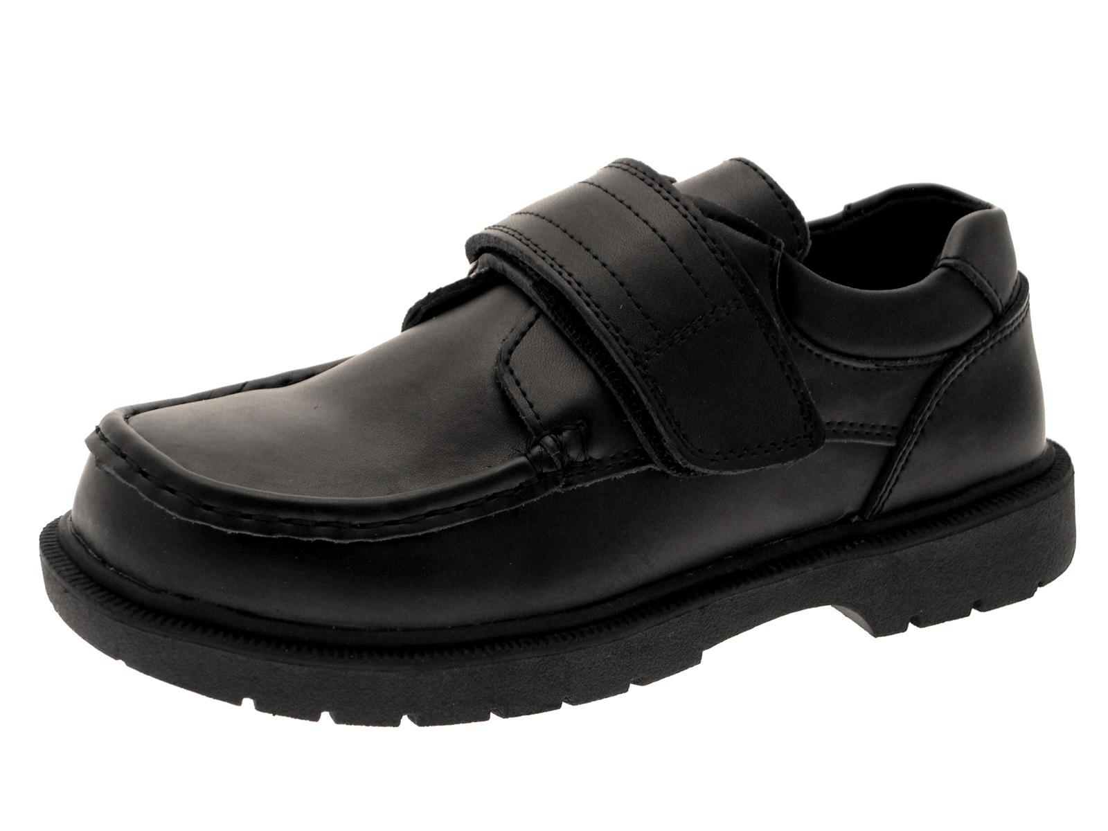 Flat High School Shoes