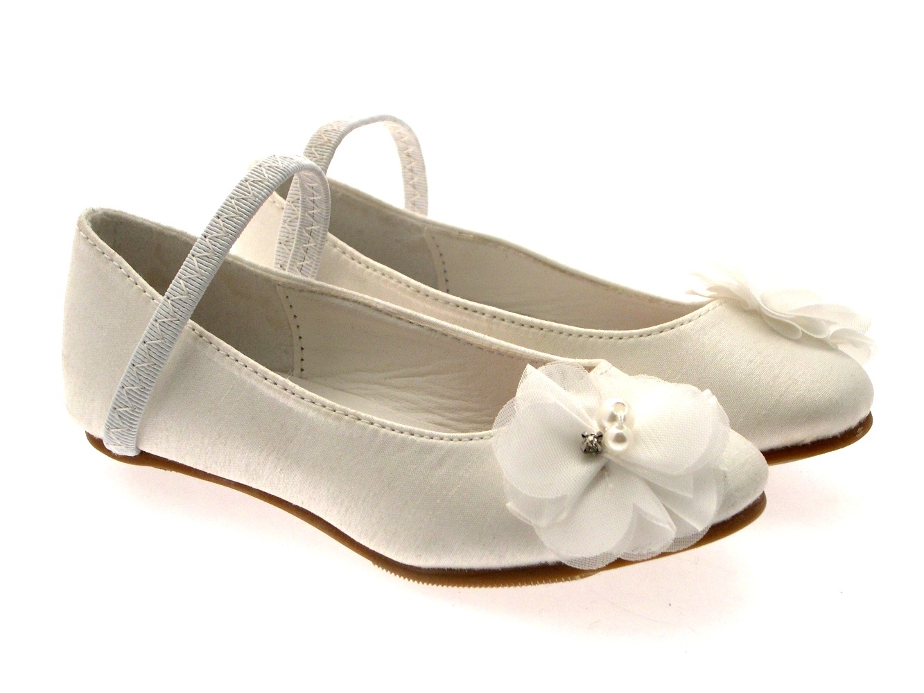 kids wedding shoes satin wedding bridesmaids shoes low heel 5311