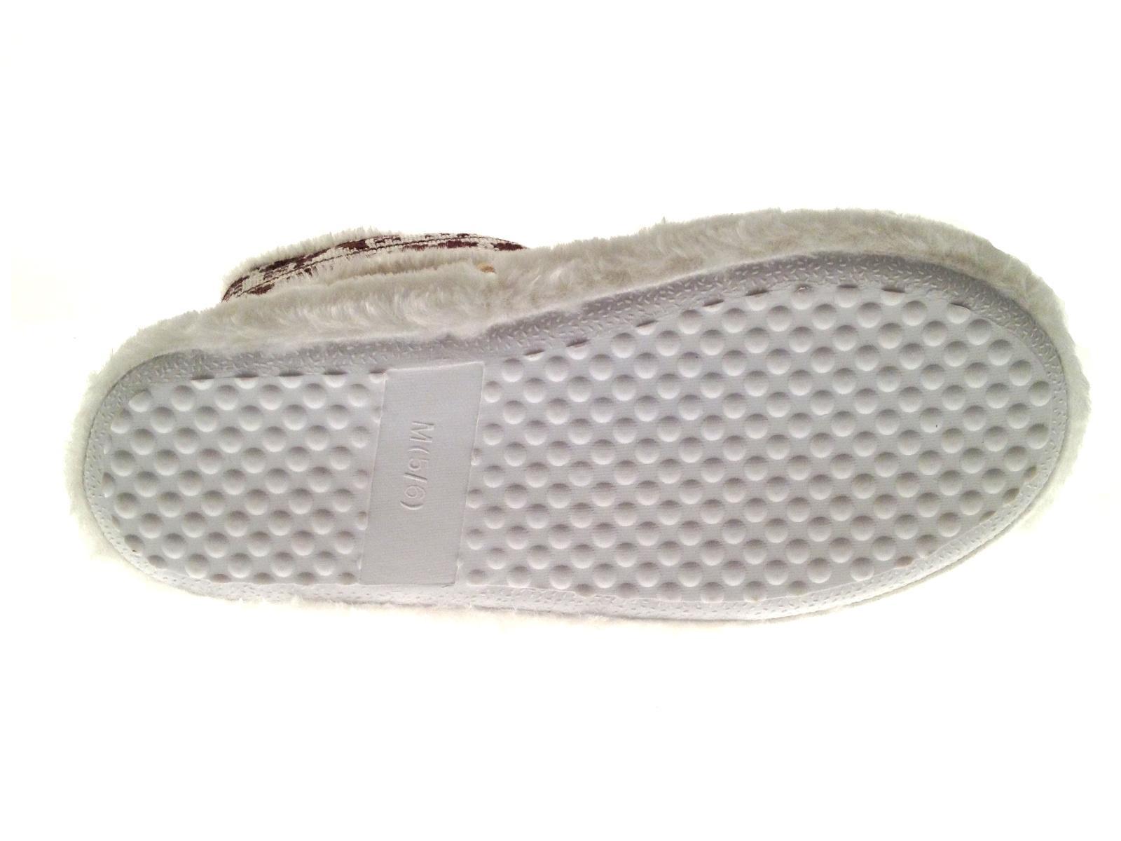 Para-Mujer-Zapatillas-Botas-Botines-Lentejuelas-De-Piel-Sintetica-caliente-del-invierno-Chicas-Damas