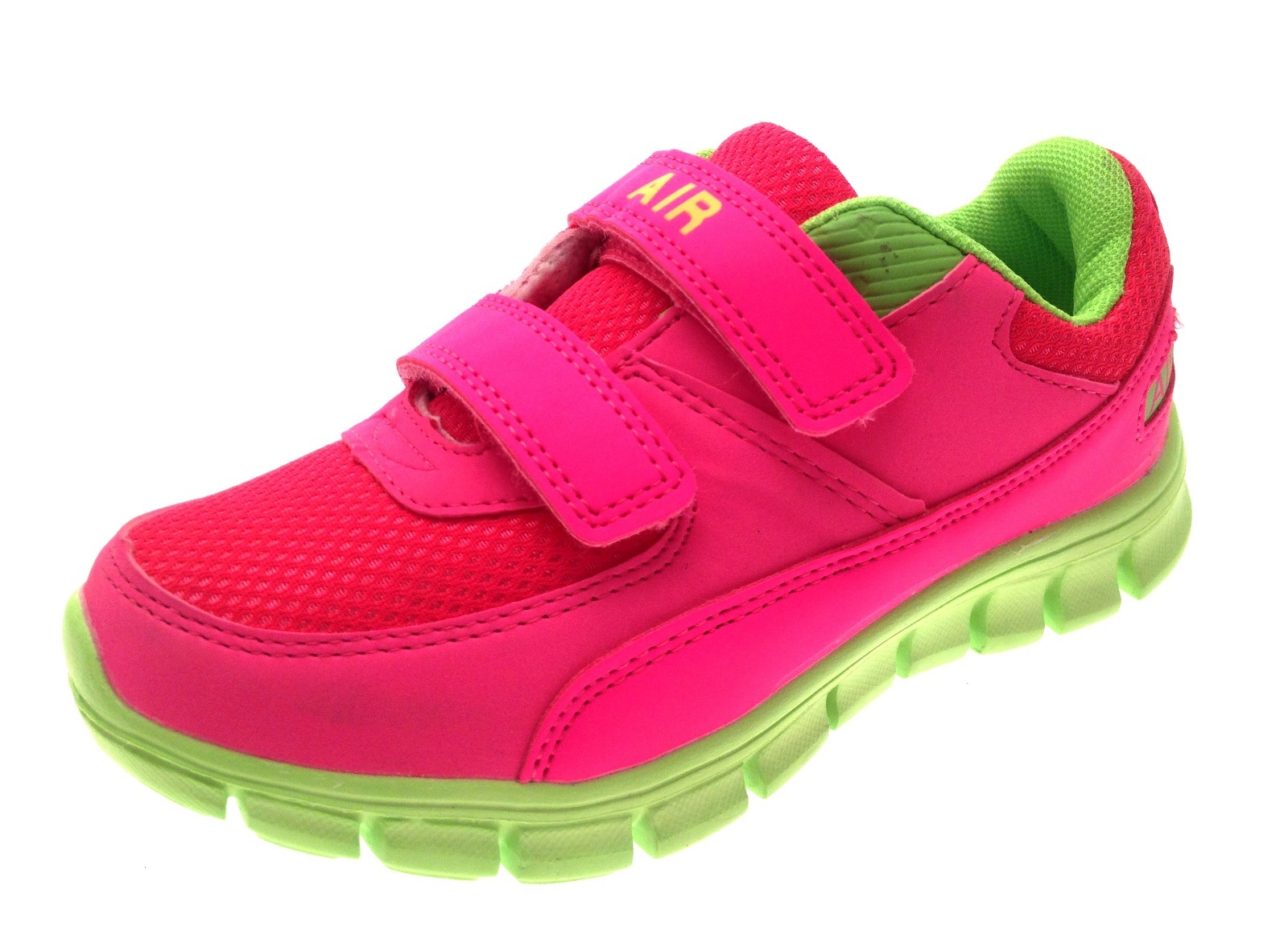 Kids Boys Girls Sports Trainers School Pumps Flat Running ...