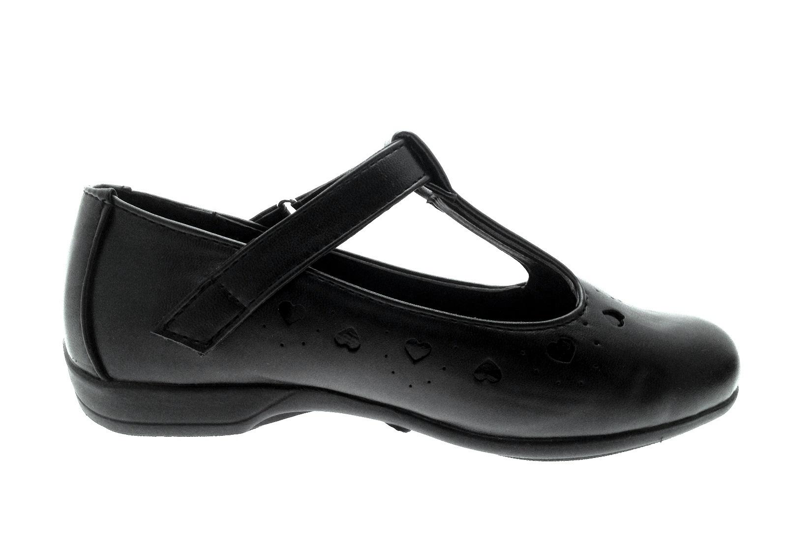 Infant Mary Jane Shoes Black