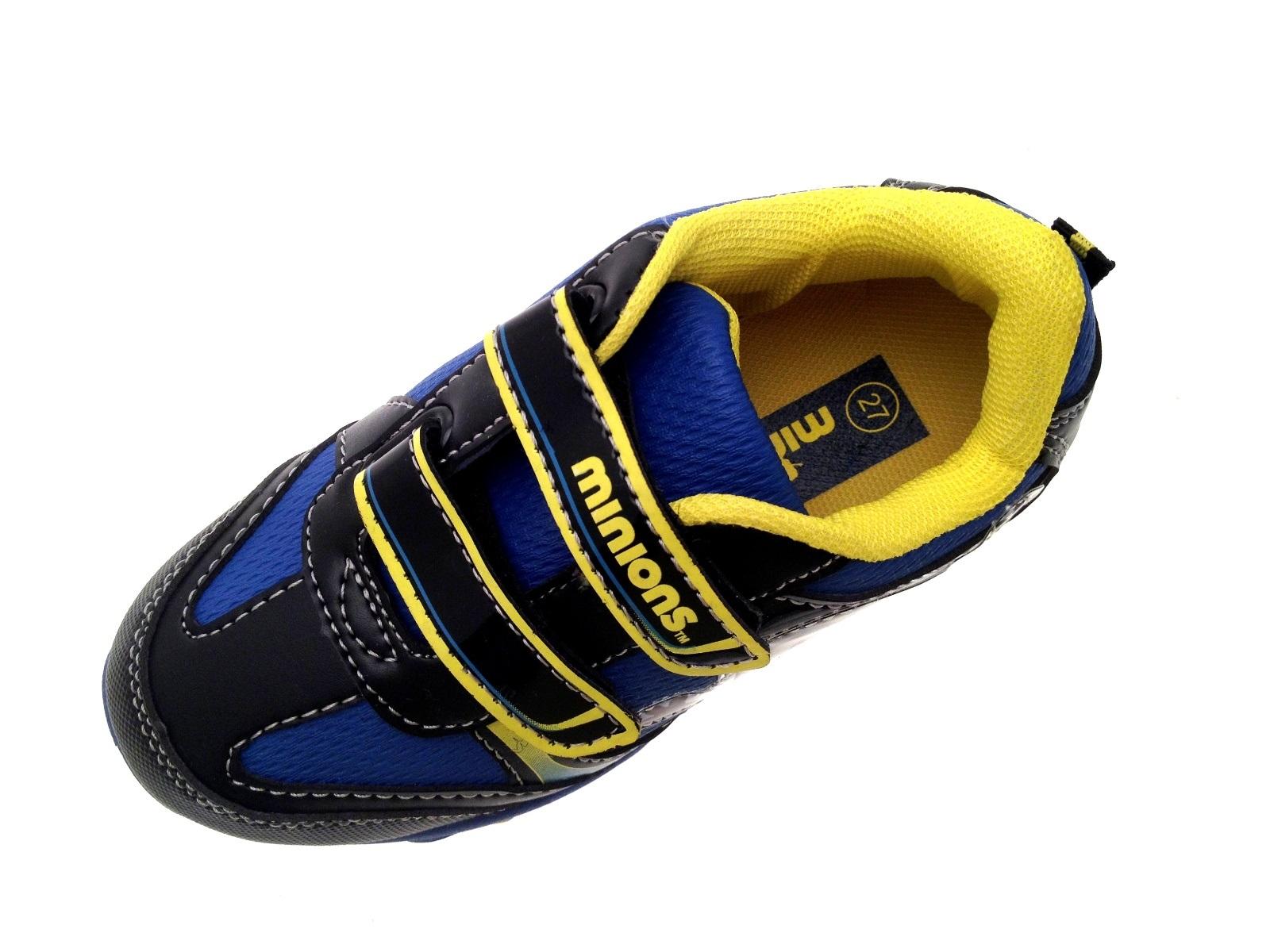 Venta chicos Despicable Me Minions Zapatillas Skate Bombas Zapatos De Deportes Niños Personaje