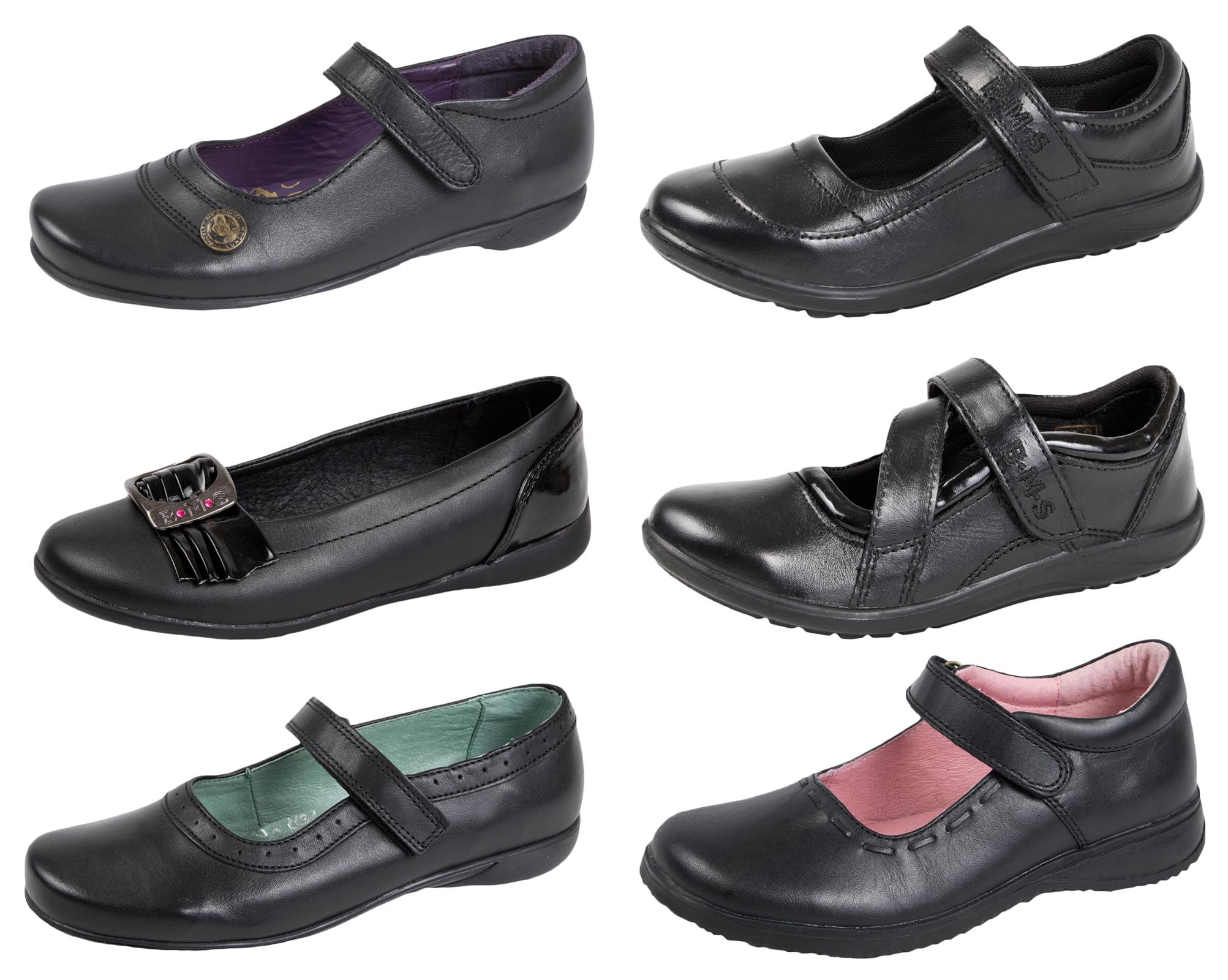 BMS Buckle My Shoe Kids Girls Real