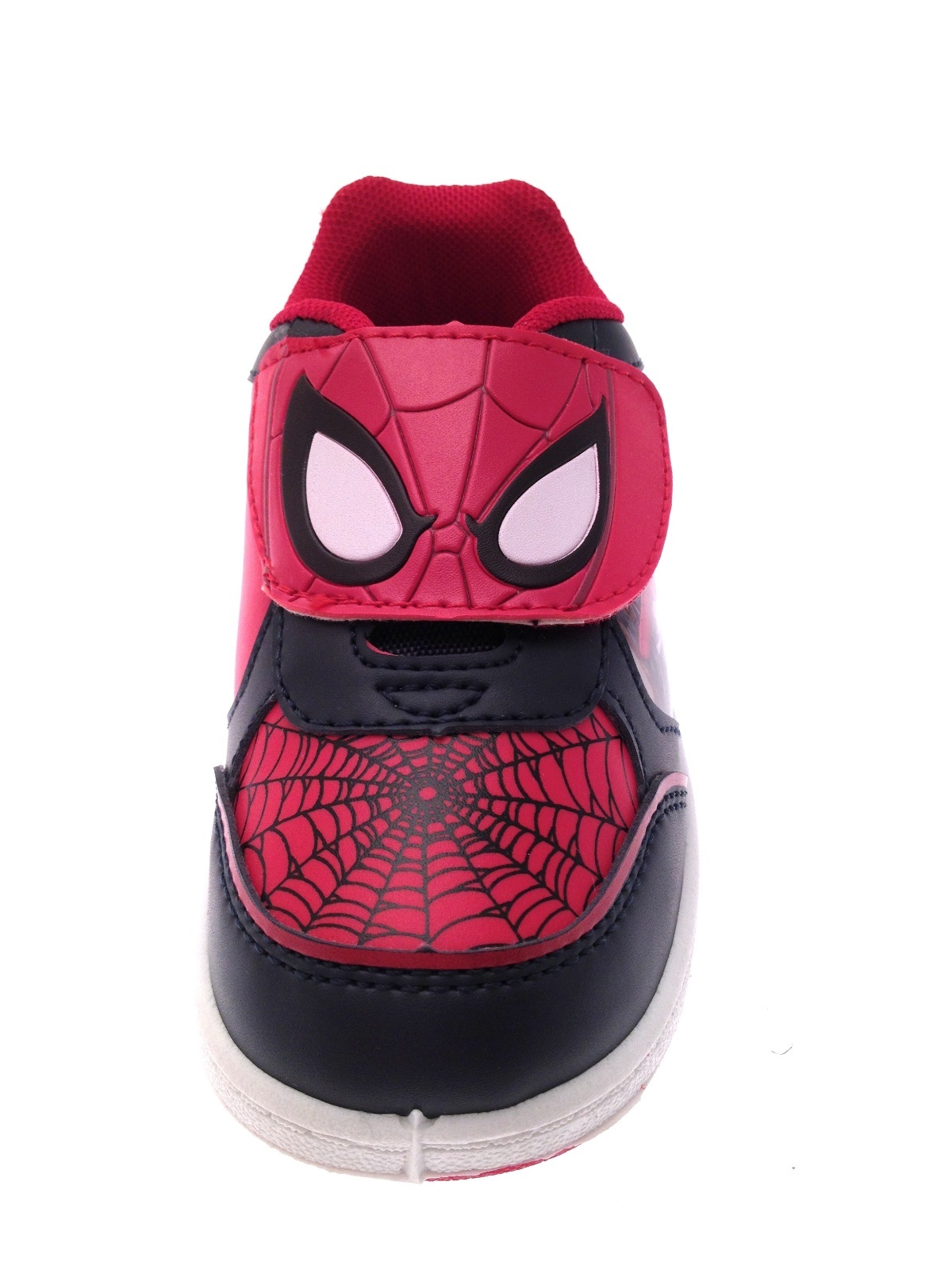 Marvel Spiderman Sports Skate Trainers Hi Tops Ankle Boots Boys Shoes Size UK
