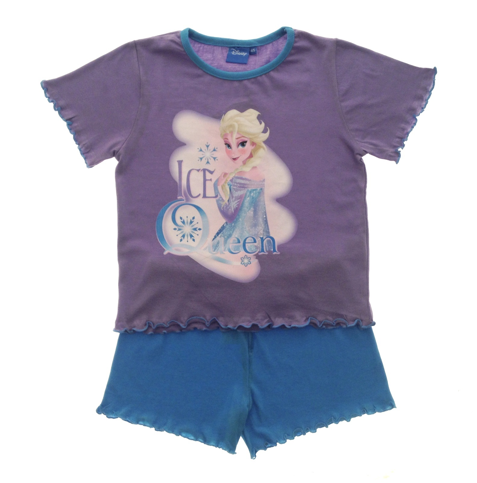 Childrens Girls Official Character Short Pyjamas 2 Piece Pjs Set ... 19eb591e3