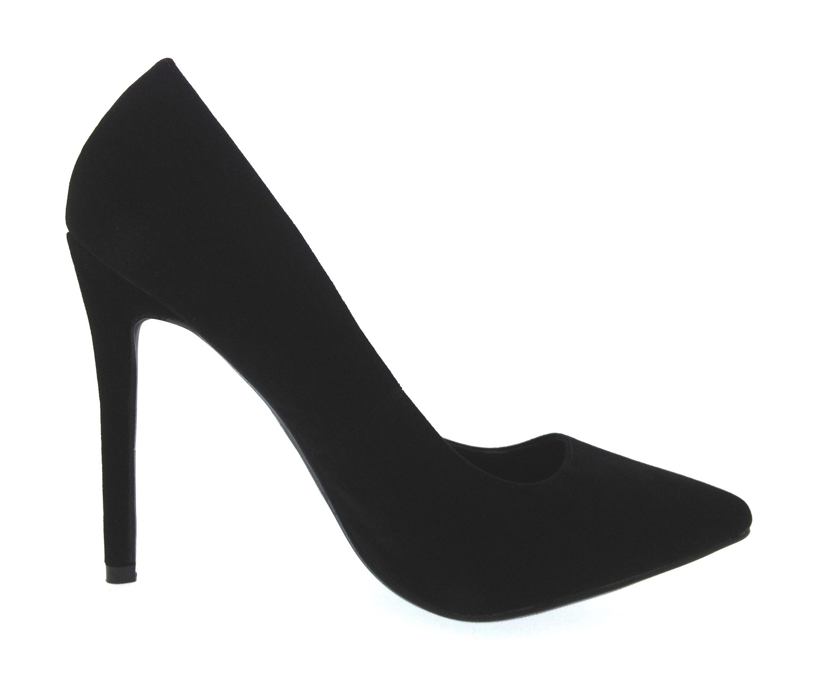 a87f86ec84f7 Womens Stiletto High Heels Pointed Toe Court Shoes Ladies Work Shoes ...
