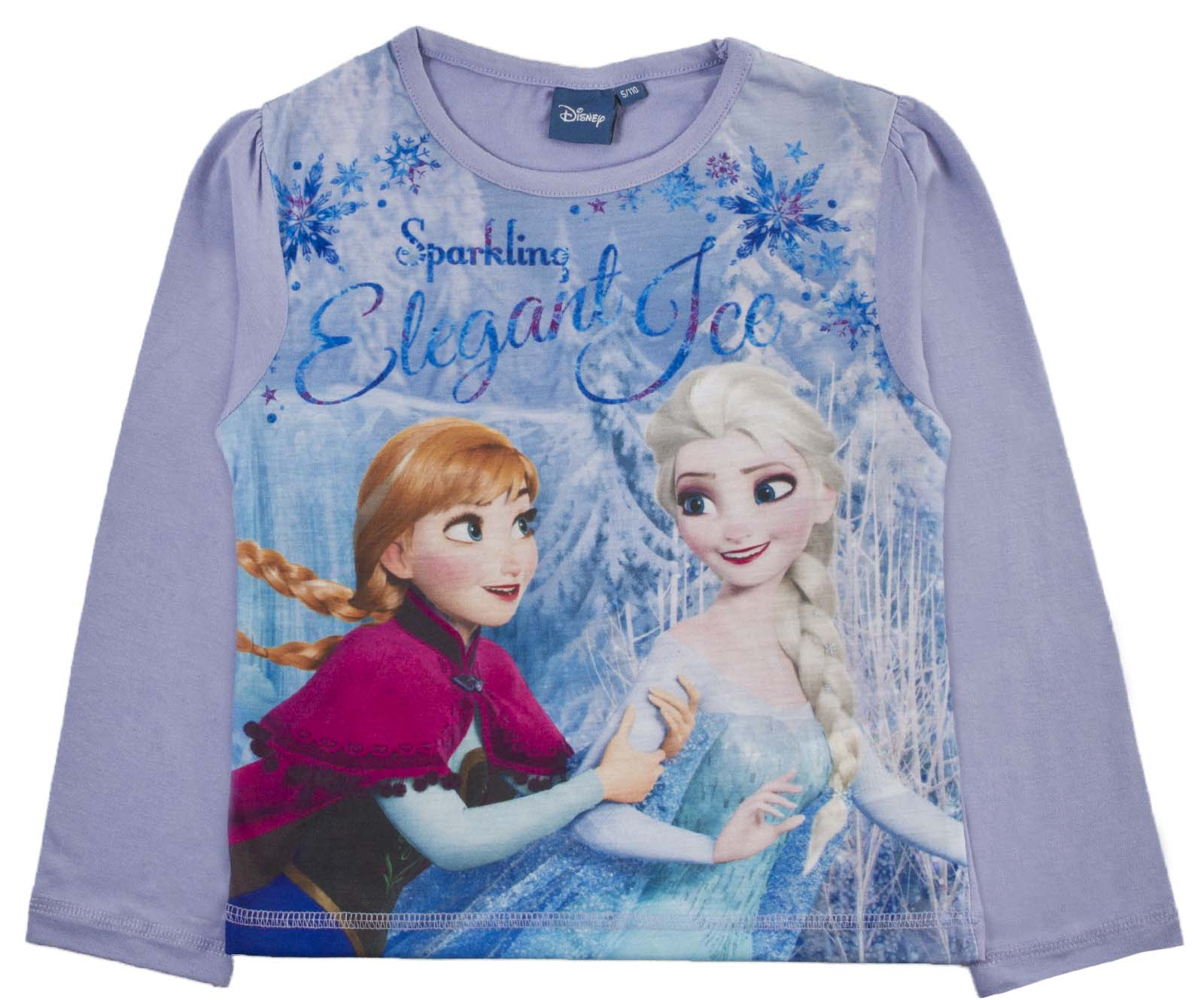 Disney frozen elsa anna olaf long sleeve t shirt 100 - Frozen anna and olaf ...