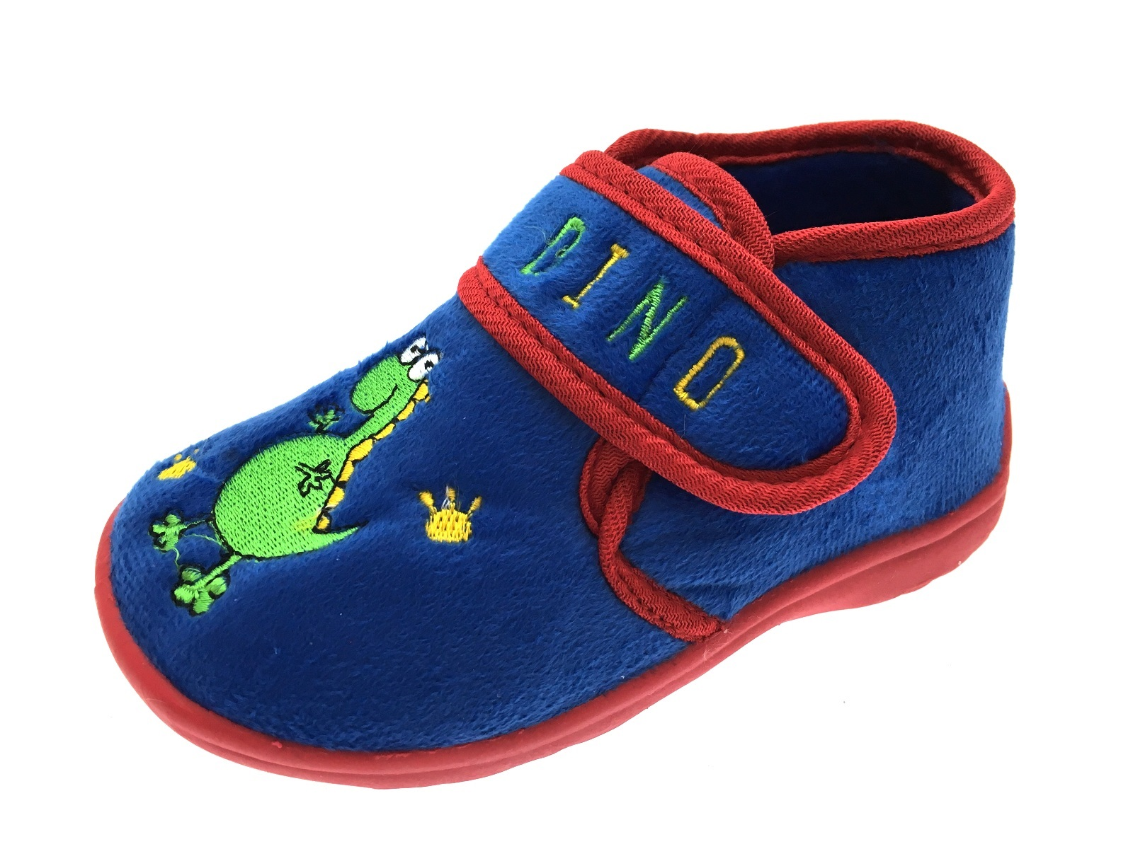 Kids Boys Toddlers Slippers Boots Booties Childrens Shoes Xmas Gift Size 25-8