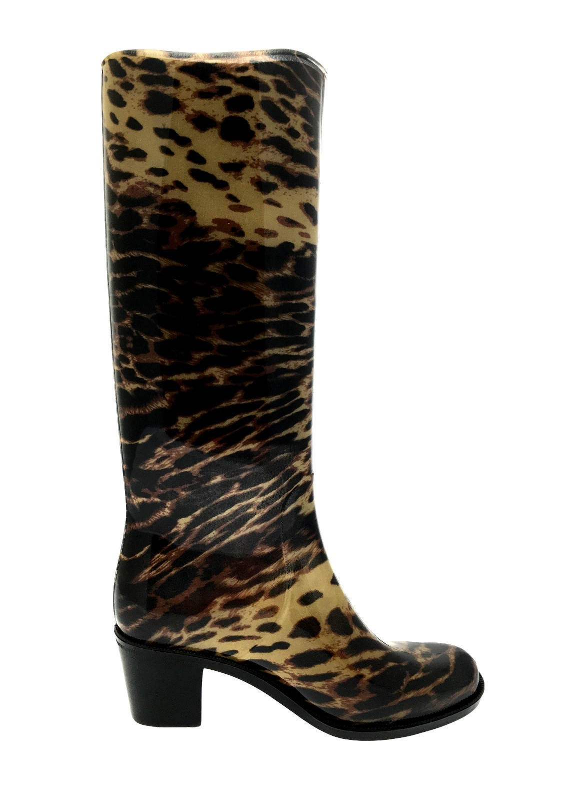 High Heel Leopard Shoes