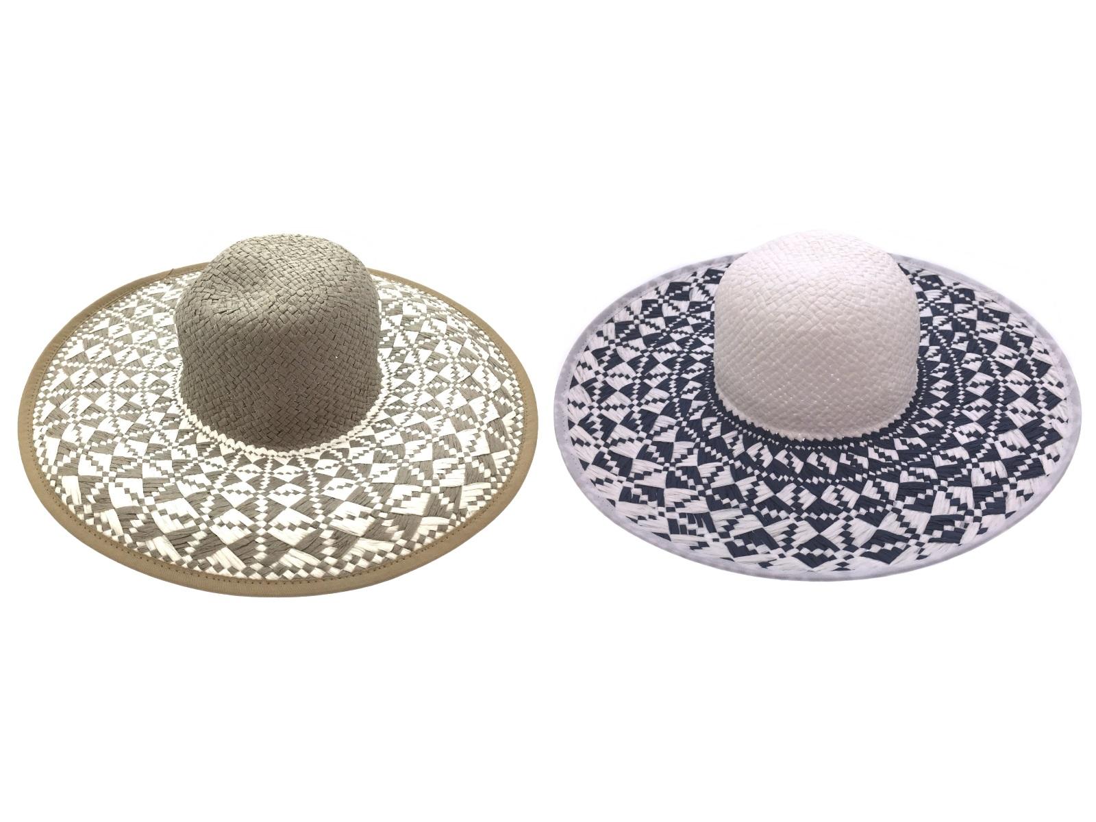 461bb3e4bd7 Womens Wide Brim Floppy Summer Hat Crushable Packable Beach Sun Hat One Size