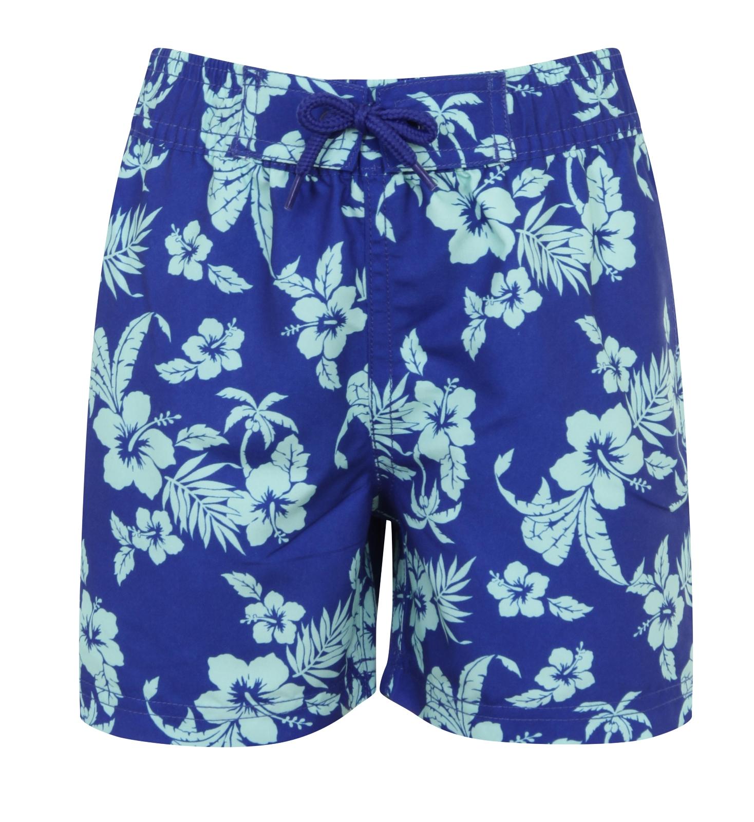334757c9e7 Boys Swim Shorts Swimming Trunks Casual Beach Holiday Board Swimwear ...