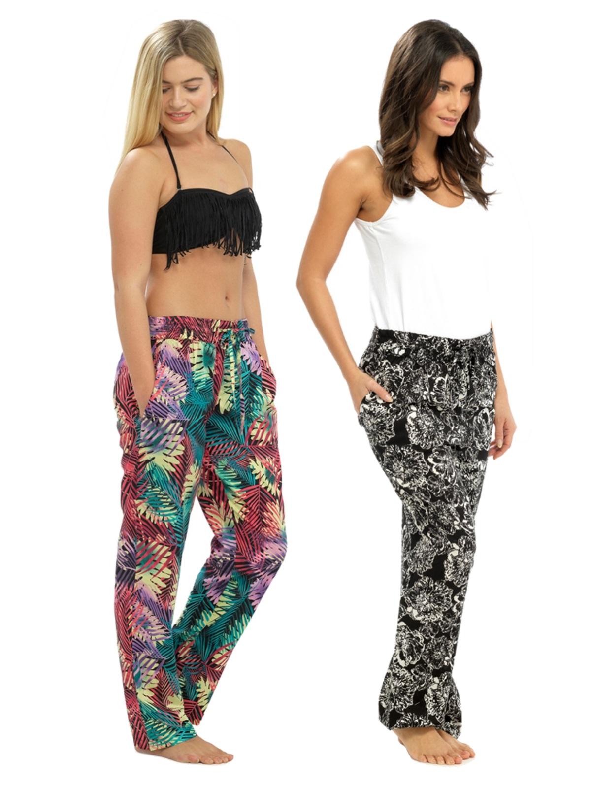 Patterned Pants Womens Unique Decorating Design