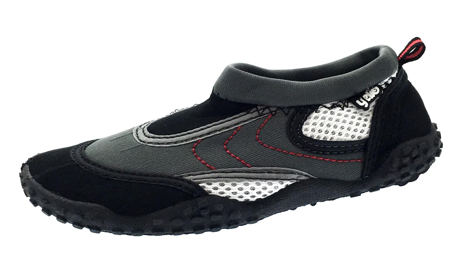008fc73c7779 Boys Kids Aqua Socks Beach Water Shoes Wetsuit Swim Surf Protection ...
