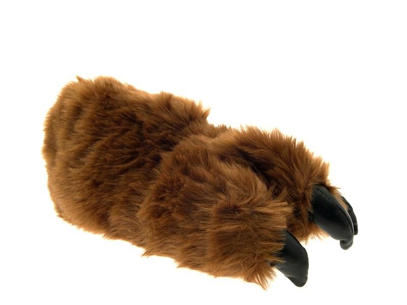 3d13b1458a0 Kids Novelty Plush 3D Animal Character Slippers Boots Boys Girls ...