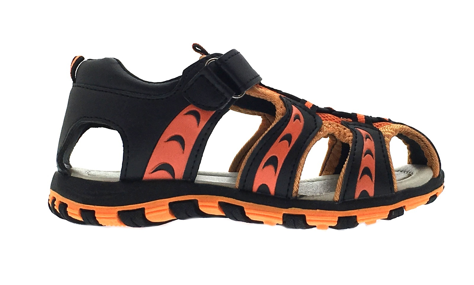 Boys Sports Sandals Closed Toe Walking Comfort Casual Beach Shoes Kids Size    eBay