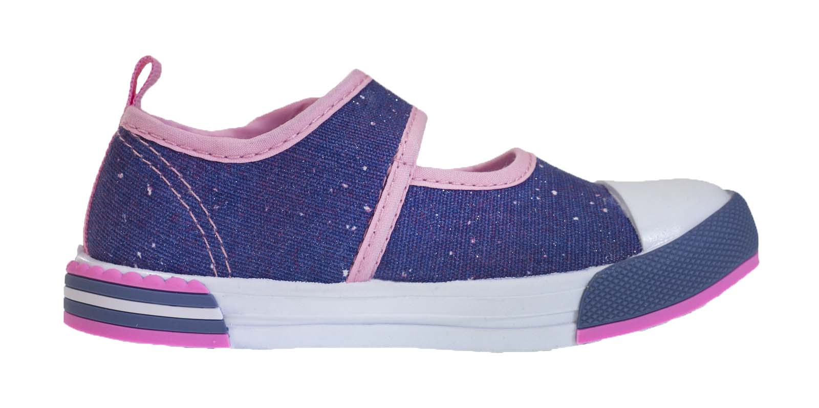 353a1ec9c25f Girls Glitter Canvas Shoes Mary Jane Pumps Sequin Summer Trainers ...