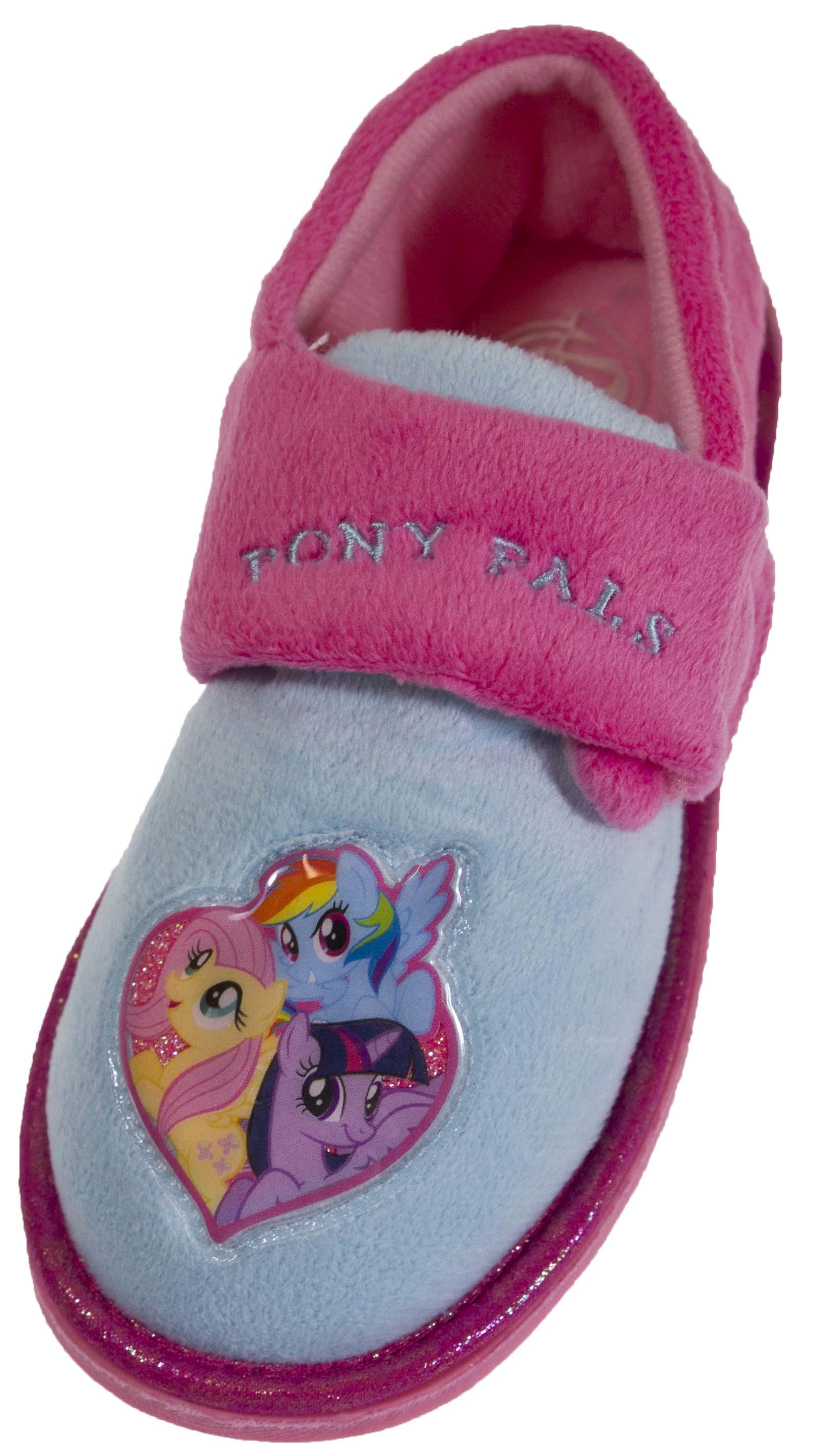 My Little Pony Mule Slippers