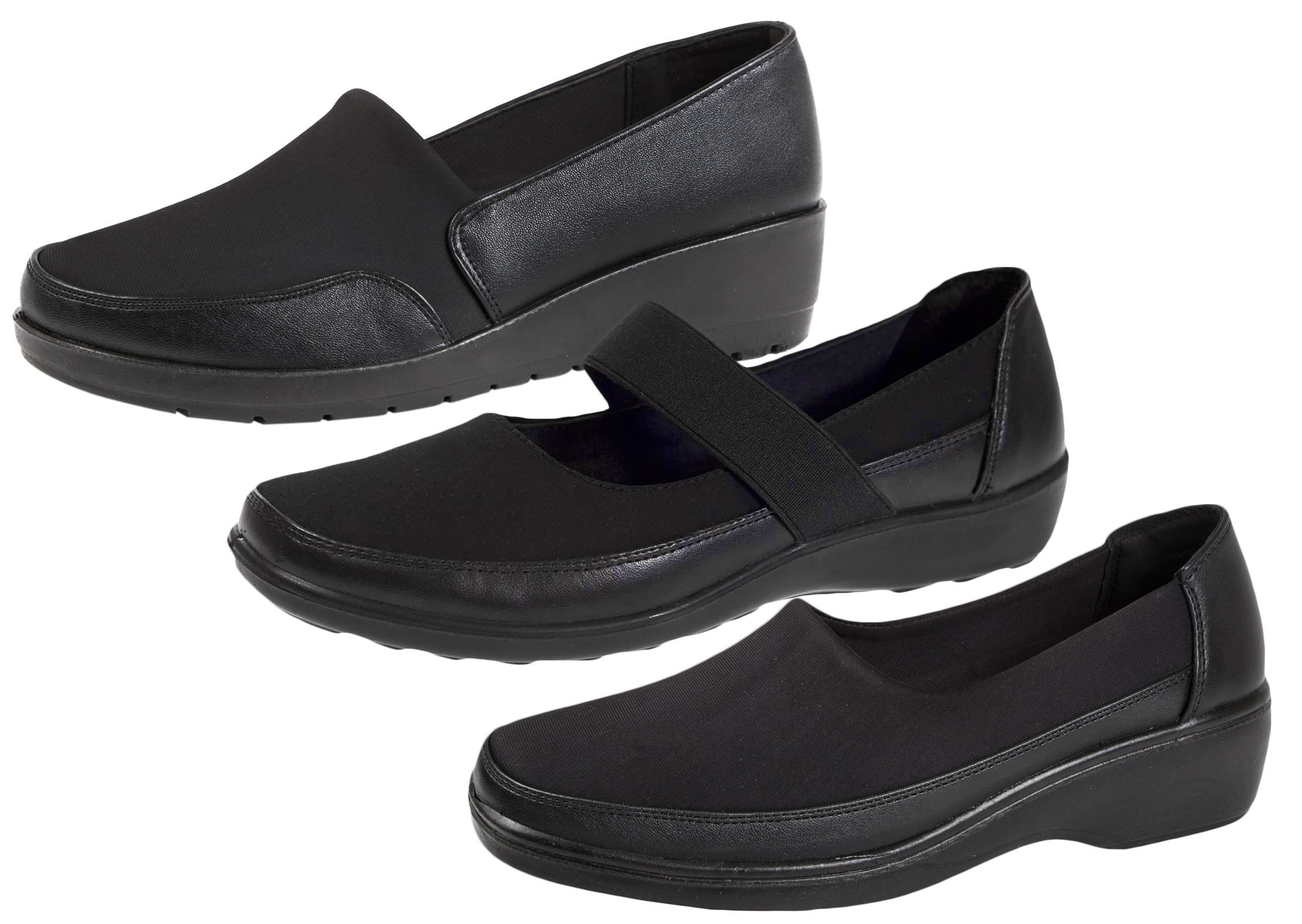 women's dress shoes with memory foam