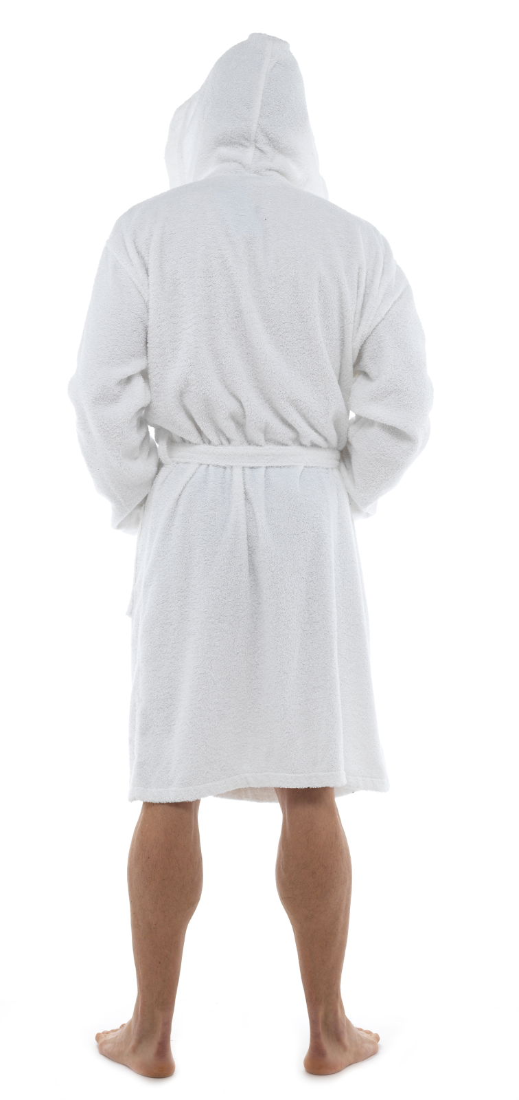 Mens Pure 100% Cotton Luxury Hooded Terry Towelling Bath Robes ...