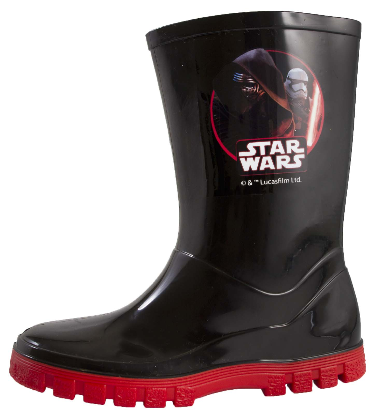 Star Wars Darth Vader Childrens Wellies FU_7944