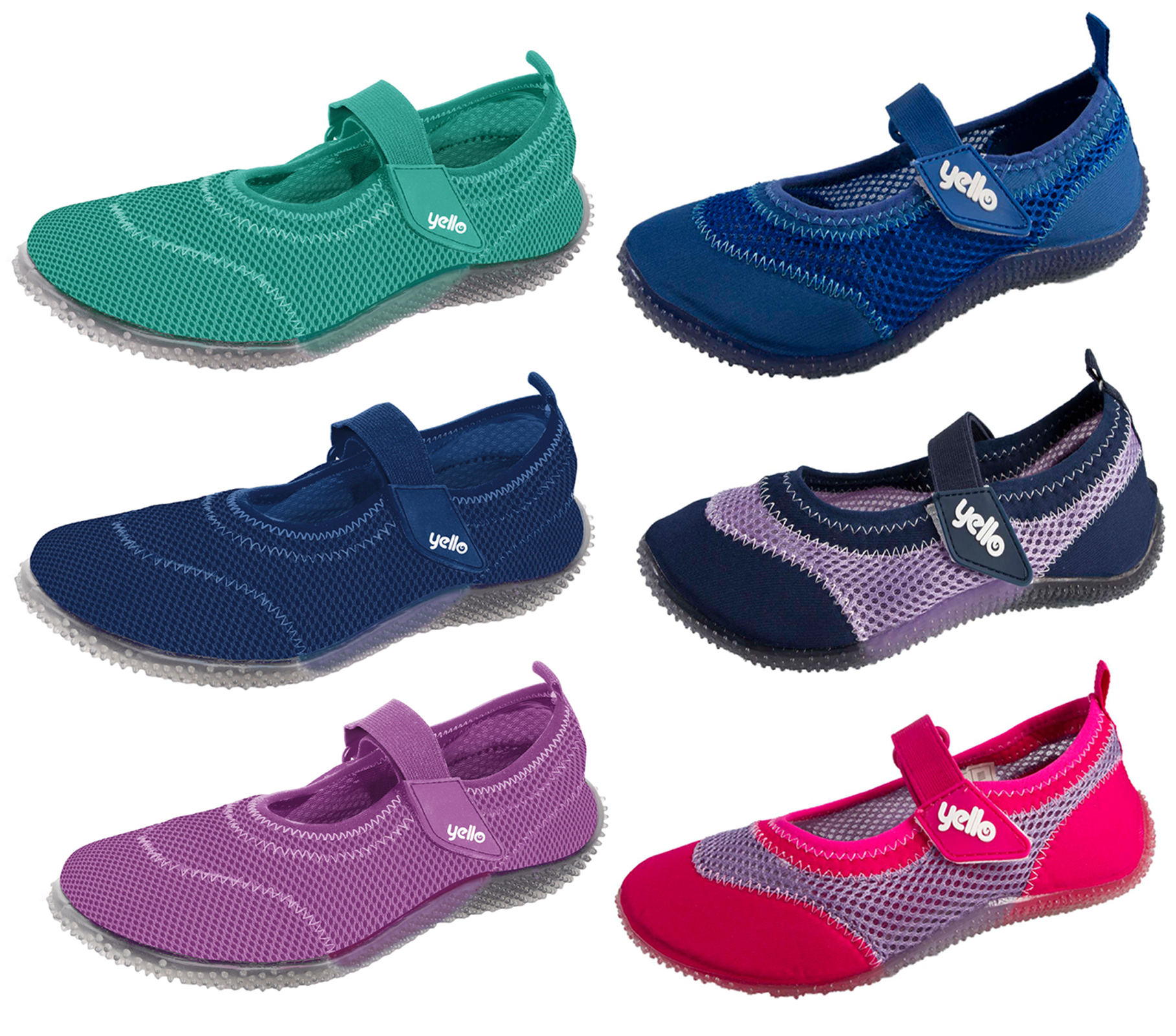 380030d671c7 Womens Aqua Socks Beach Water Shoes Adjustable Sandals Pool Yoga Girls  Ladies