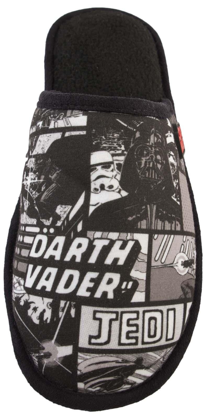 3cb92fd2ff Mens Star Wars Slippers Darth Vader Storm Trooper Novelty Mules Xmas ...