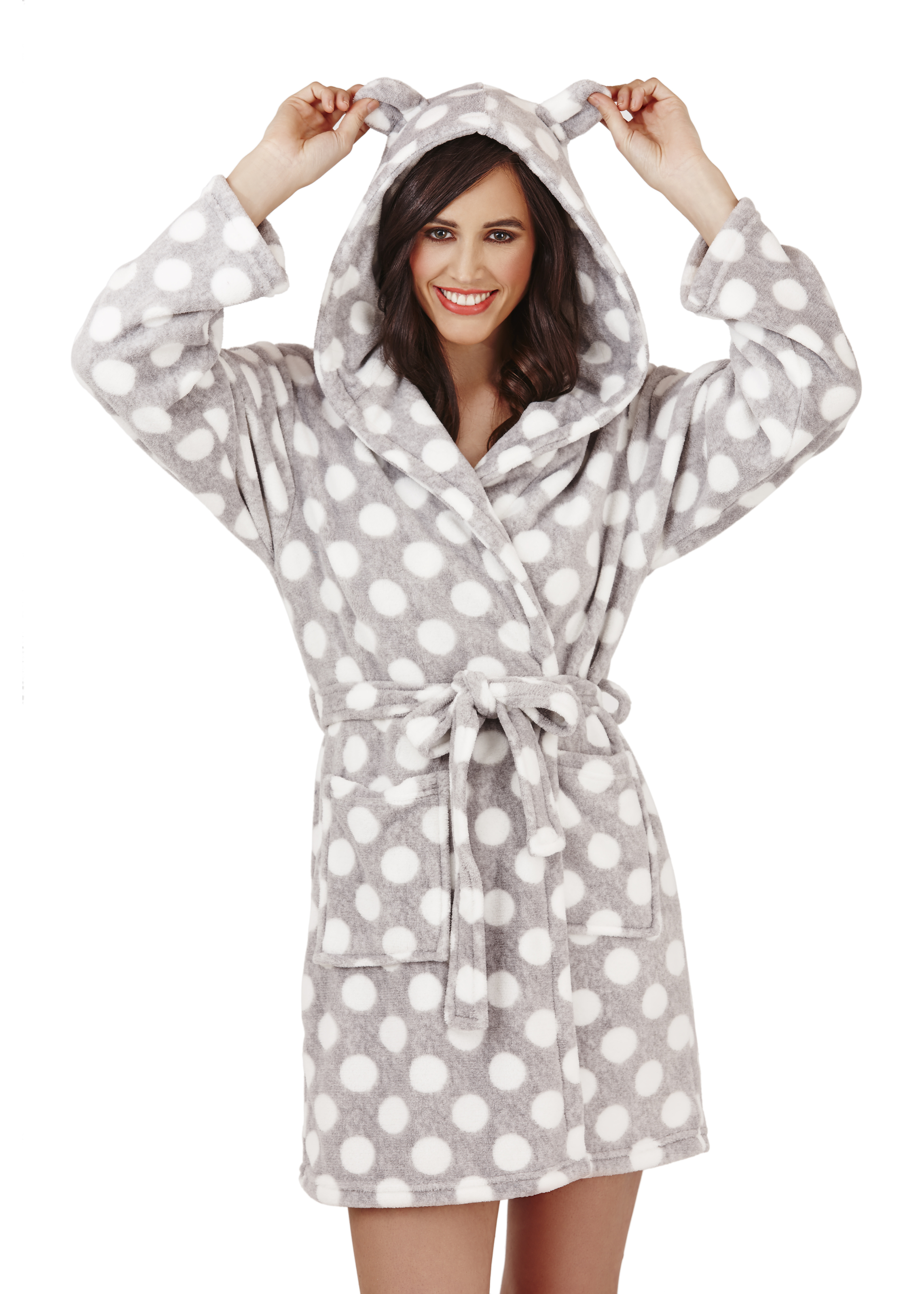 Womens Dressing Gowns at Littlewoods Youll be spoilt for choice with our gorgeous selection of womens dressing gowns. Weve brought you a great range of luxurious fabrics and designs, including dressing gowns with colourful prints for bedroom glamour.