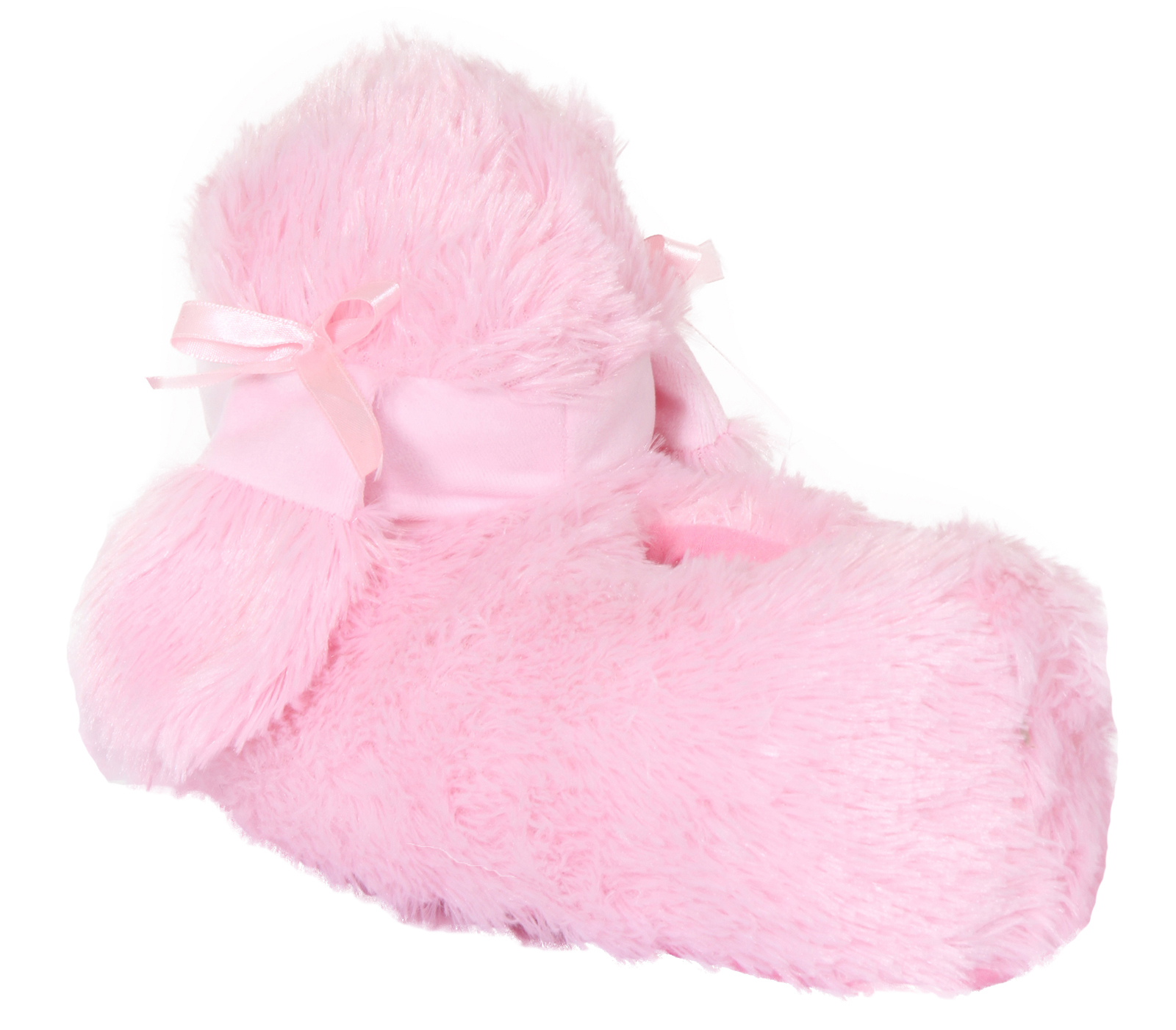 Boys Girls Kids Novelty 3D Character Plush Slippers Boots Unicorn Dino Size 9 -3