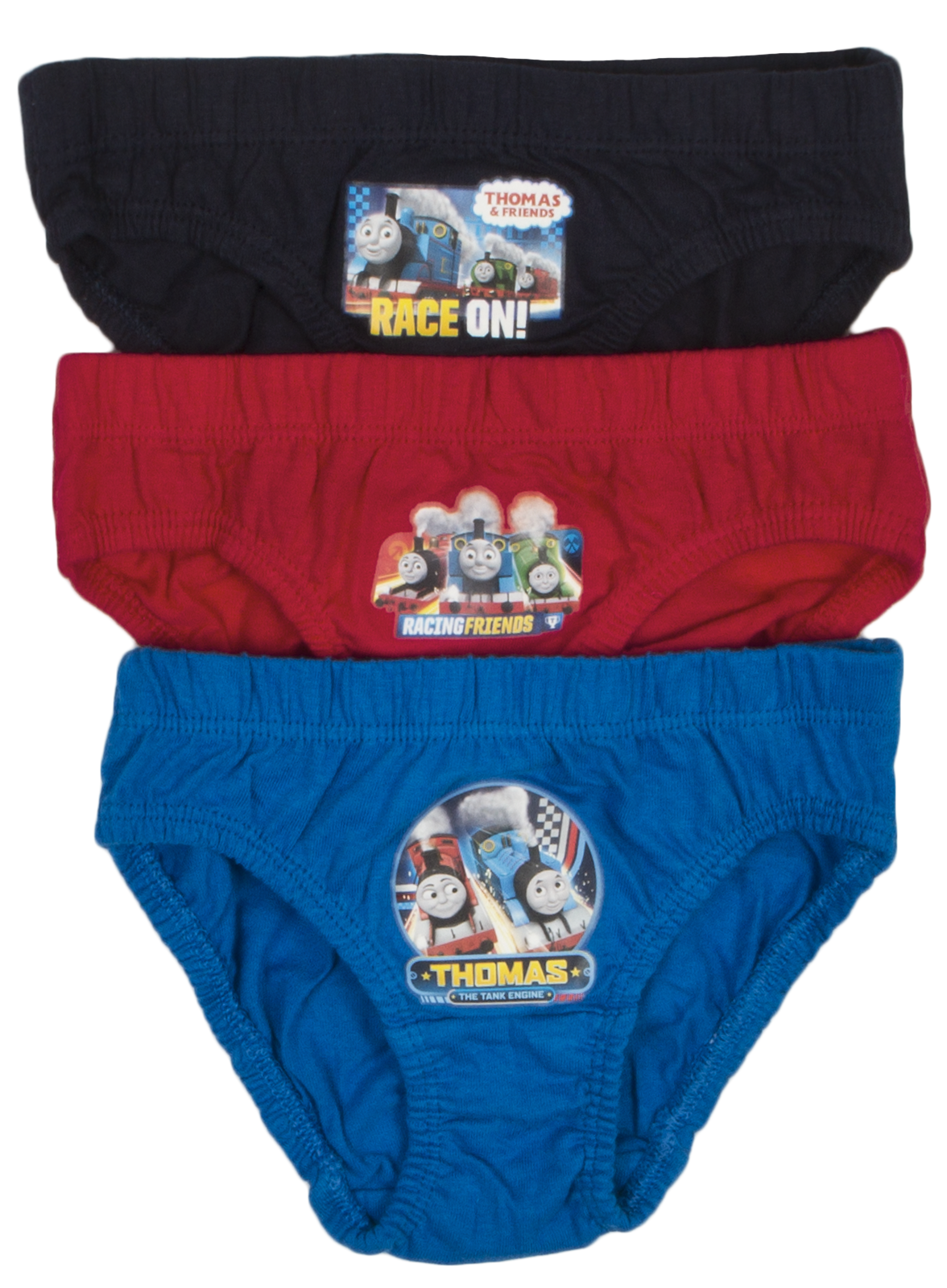 BOYS PJ MASKS 2 IN A PACK VEST OR 3 IN PACK BRIEF UNDERWEAR 18 MONTHS TO 5 YEARS