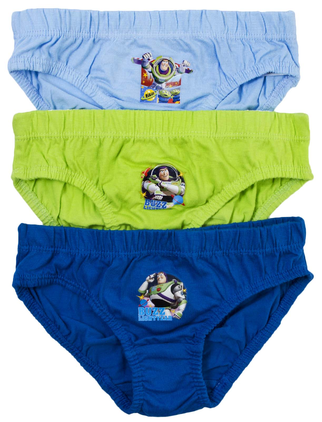 Boys BING BUNNY  100/% Cotton BRIEFS//PANTS x 6 Pairs 18 Months-5 Years