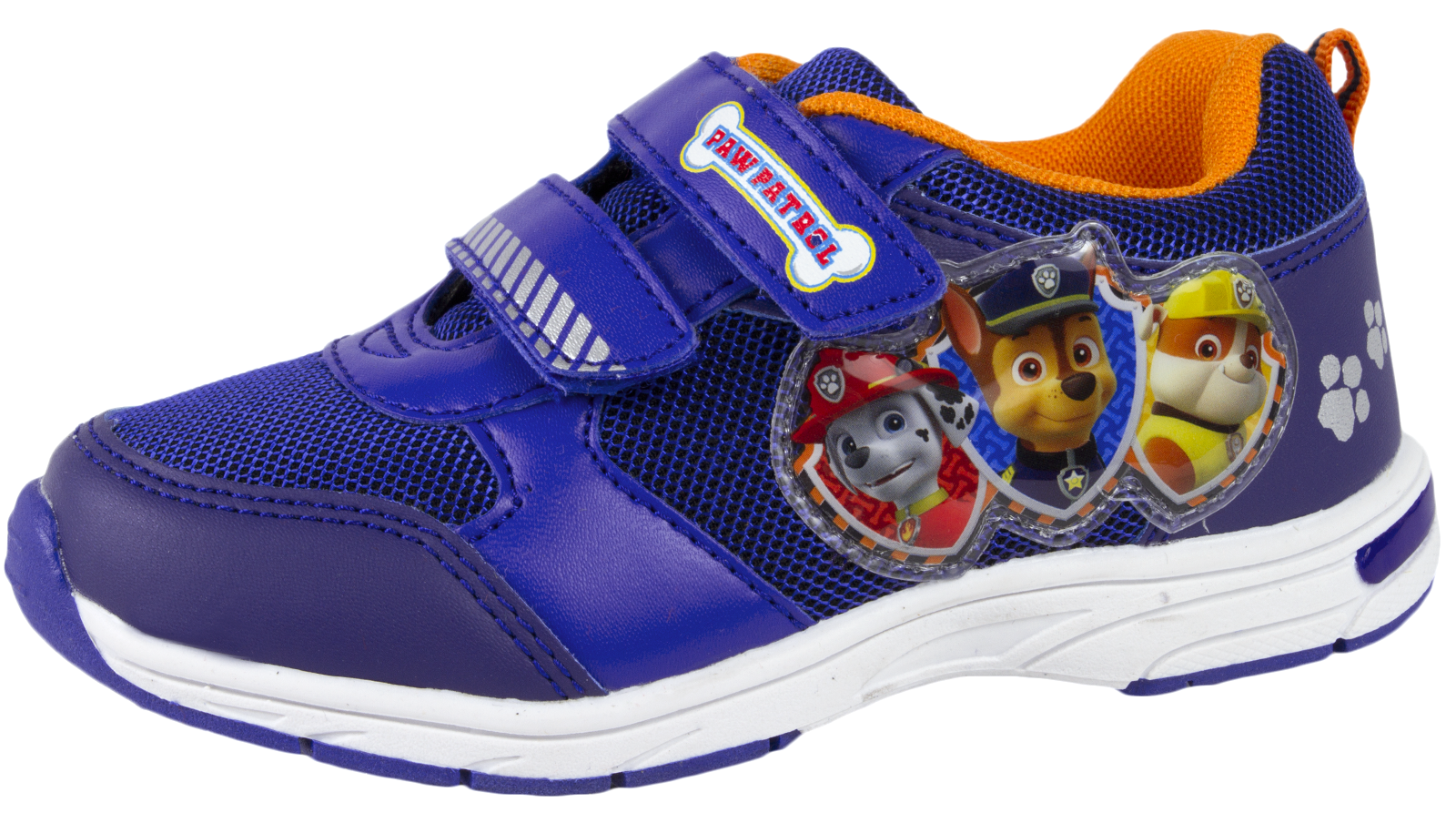 Details about Paw Patrol Trainers Skate Canvas Pumps Shoes Boys Hi Tops Ankle Boots Kids Size