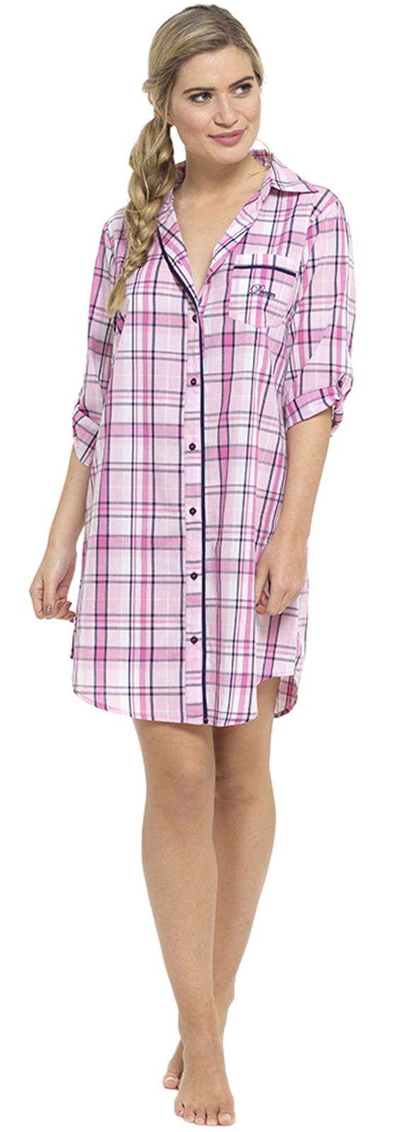ladies night dress pyjamas - photo #16