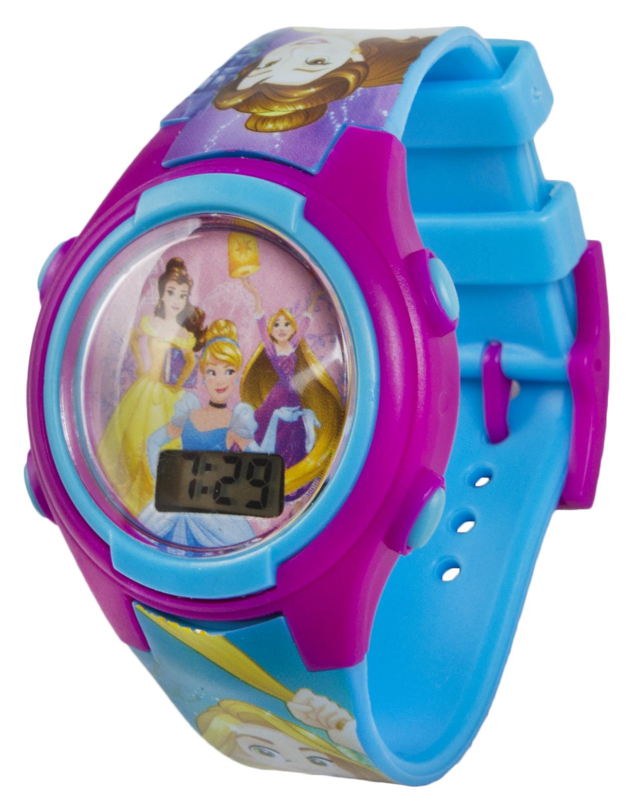 Kids Character Digital Wrist Watch + Presentation Tin Xmas ...
