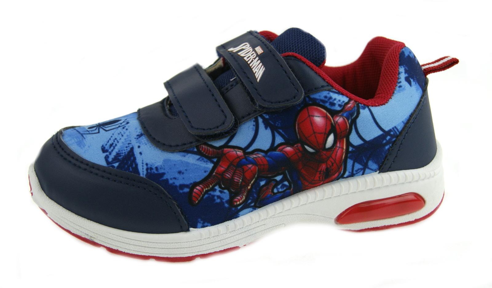 spider man trainers