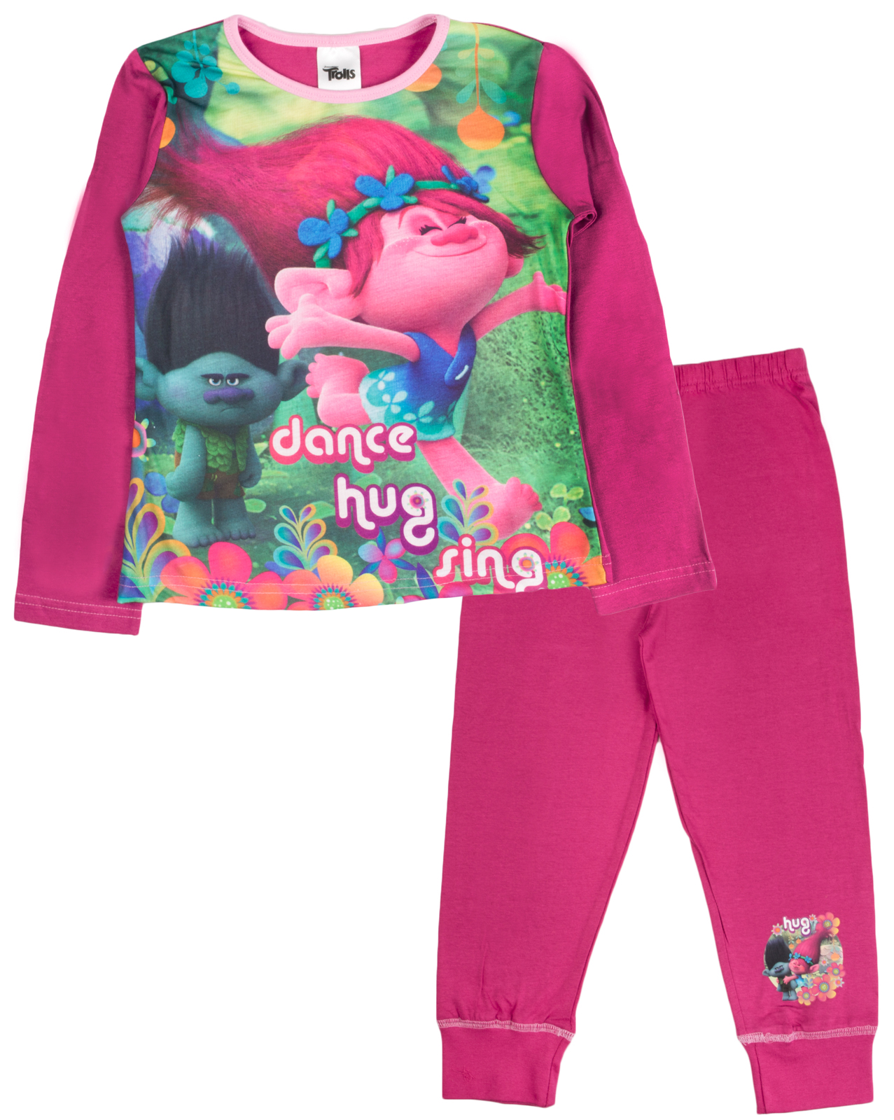 Trolls Fun Girls Pigiama