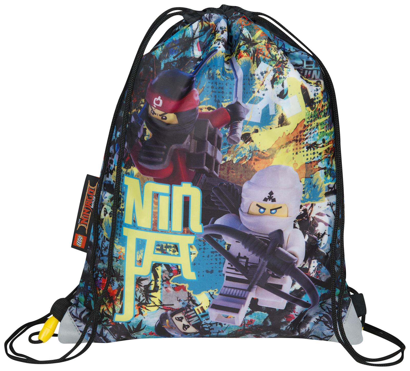 Kids-Character-Swimming-Bag-Gym-Bag-Pump-Bag-Sports-School-Drawstring-Boys-Girls