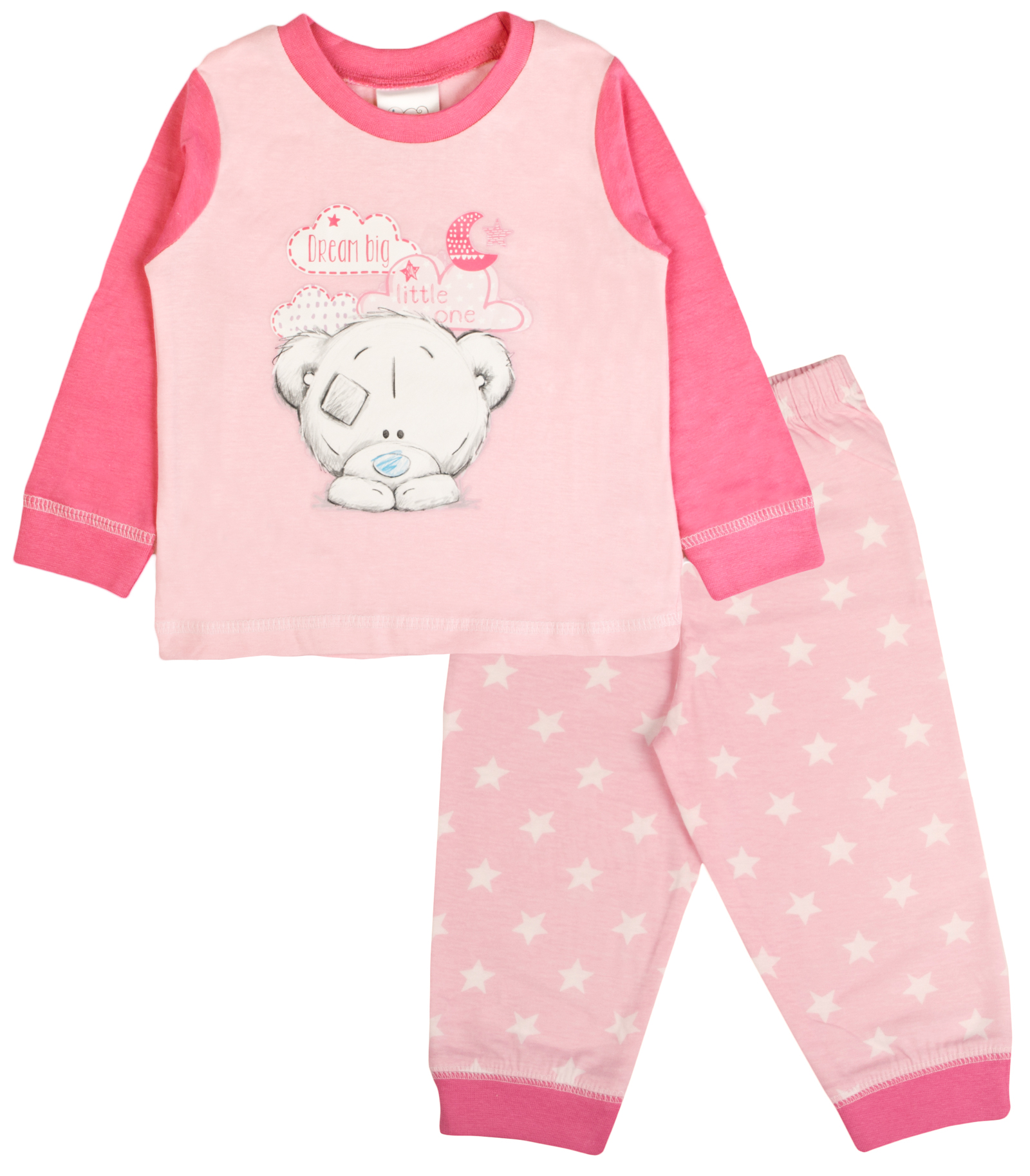 a7a4c5792 Baby Boys Girls Pyjamas Kids Toddlers Me To You Pjs Cute Tatty Teddy ...