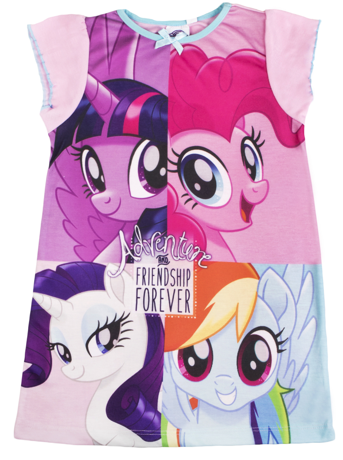 Girls My Little Pony Nightdress Nighty MLP Character Pyjamas PJs ... 324b093b2