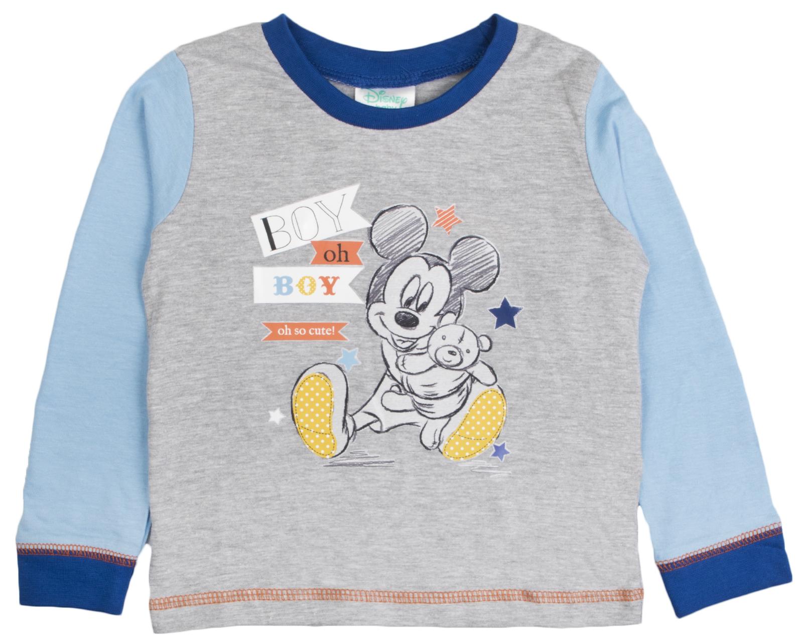 Baby Boys Pyjamas Kids Toddlers Disney Mickey Mouse Pjs Clubhouse