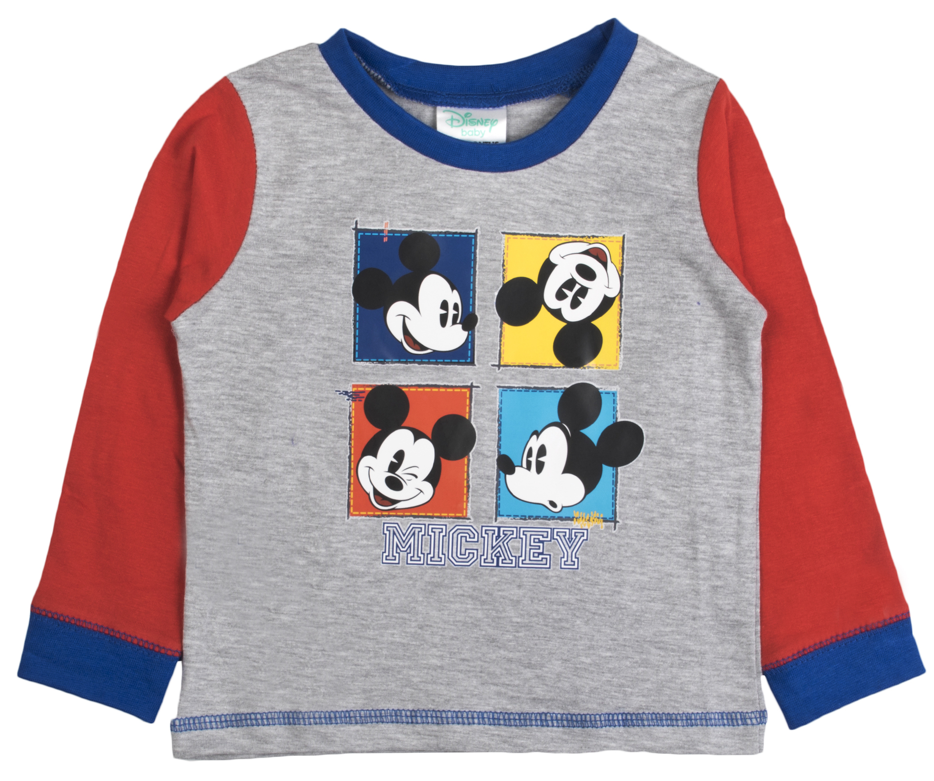 3d3c76f012 Baby Boys Pyjamas Kids Toddlers Disney Mickey Mouse Pjs Clubhouse ...