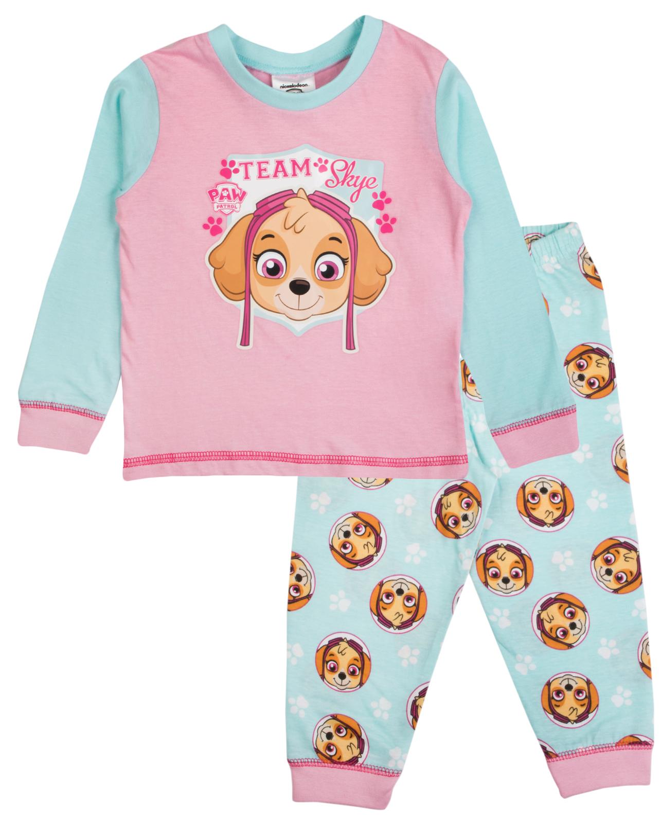 693c6c37e Baby Boys Girls Pyjamas Toddlers Disney Mickey Minnie Mouse Pjs Size ...