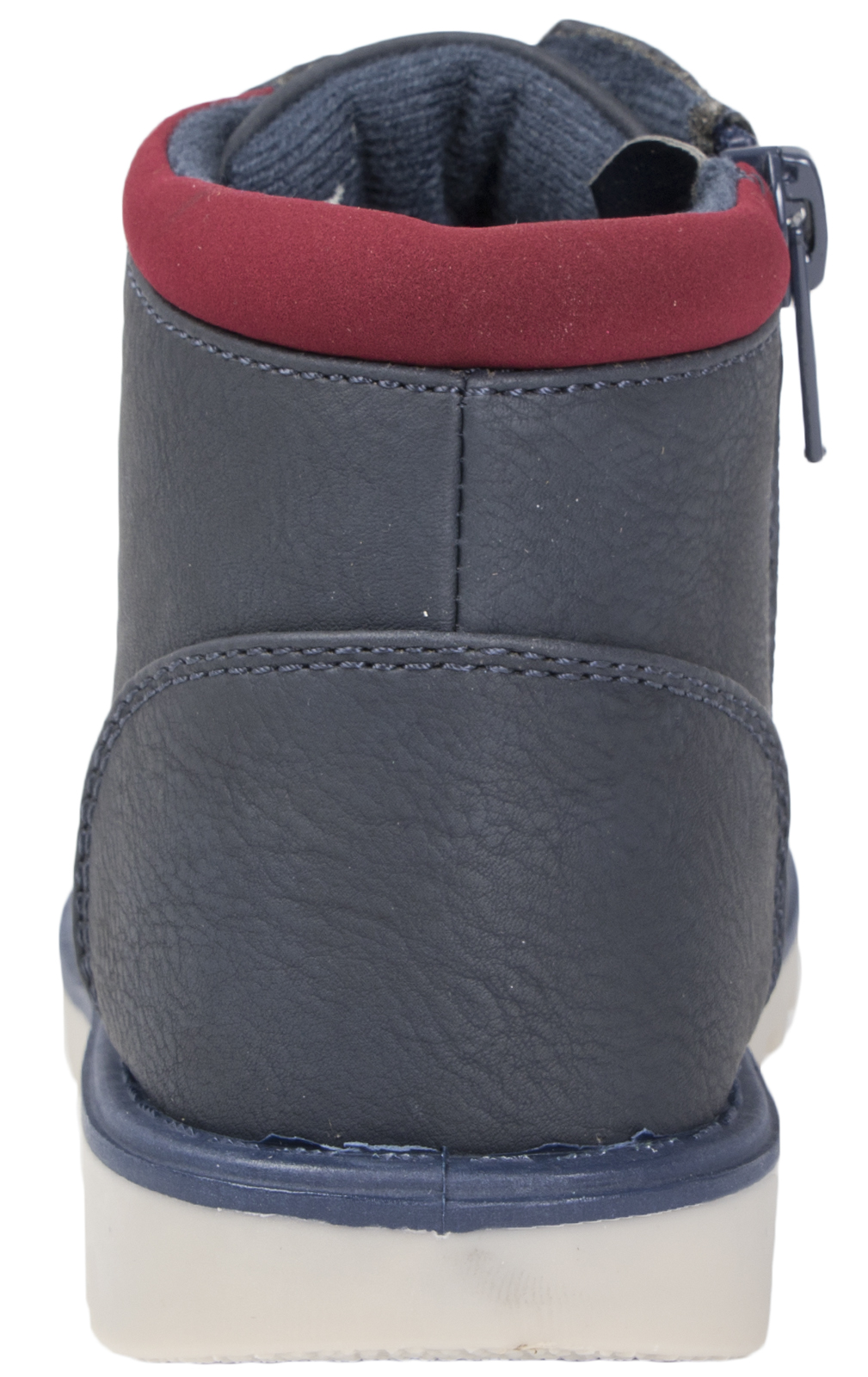 Boys Buckle My Shoe NEW HAMPSHIRE Touch Fastening Smart Boot Black Size 8-2