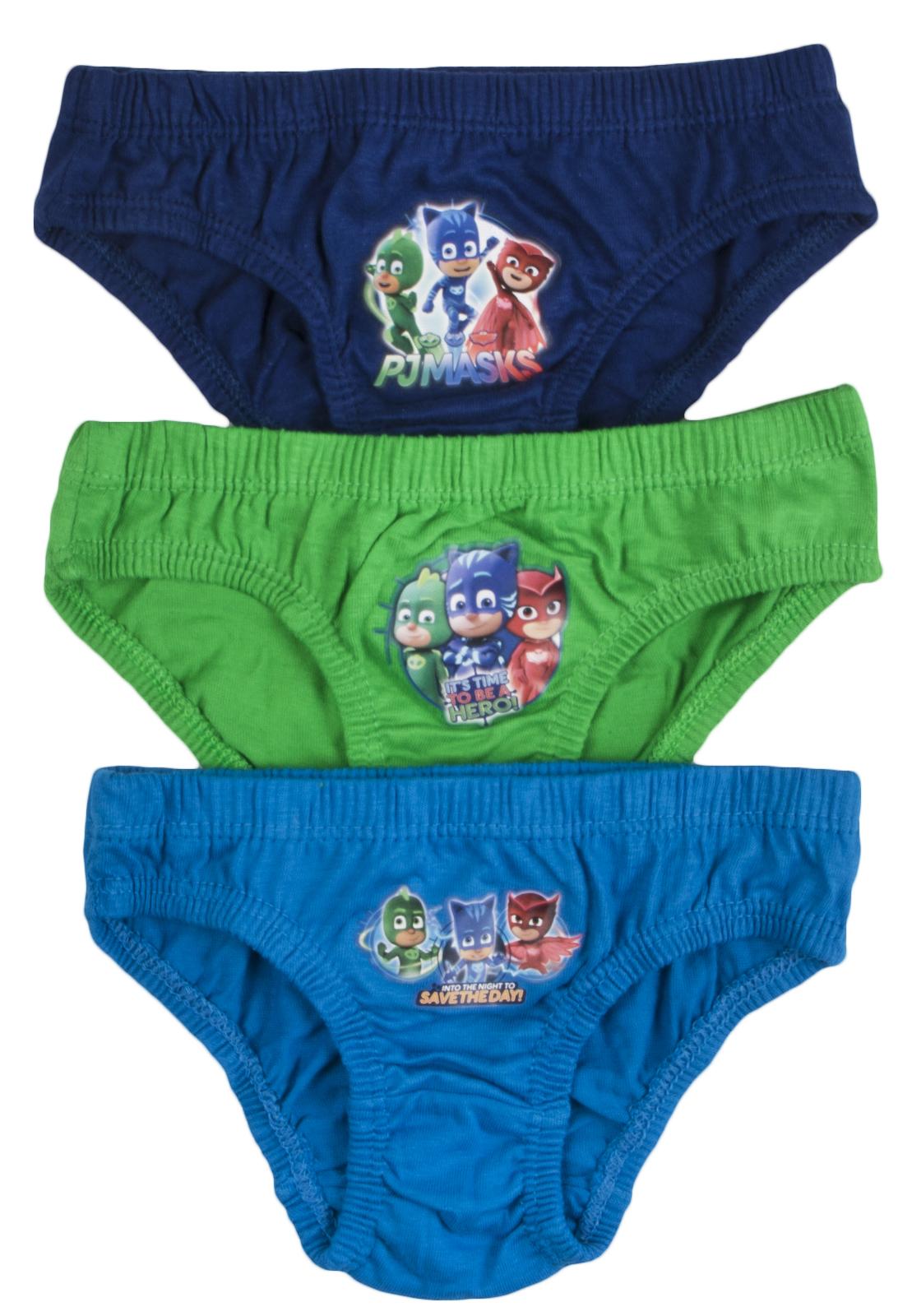 MARVEL Avengers Slip Confezione Da 3 Ragazzi 100/% Cotone Pantaloni Biancheria Intima