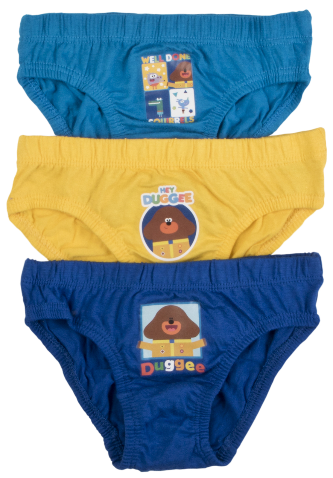 DISNEY PLANES PACK OF 3 CHARACTER BRIEFS BOYS GIRLS KIDS SIZE 7-8 YEARS