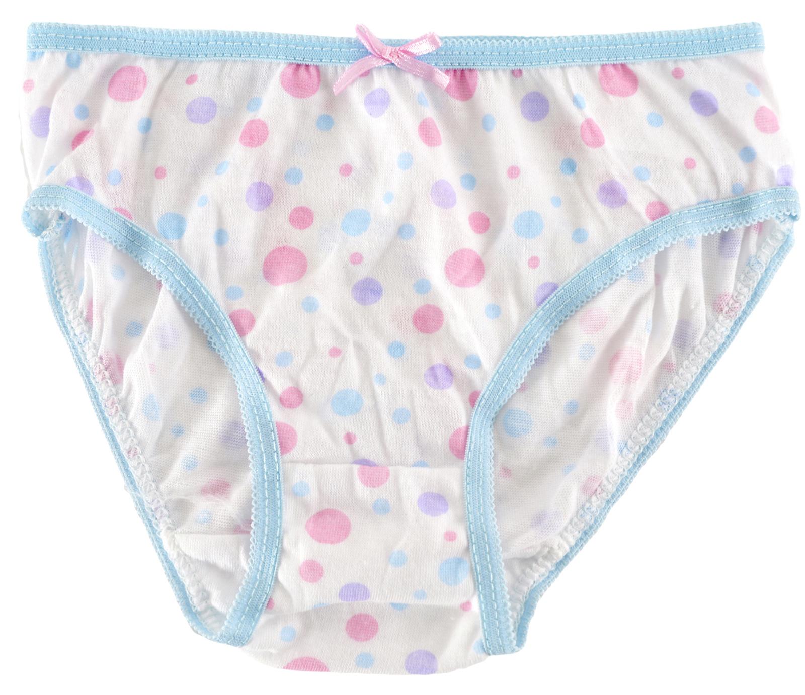 477c7e65c1 Kids Girls Boys 7 Pairs Pack 100% Cotton Briefs Knickers Pants ...