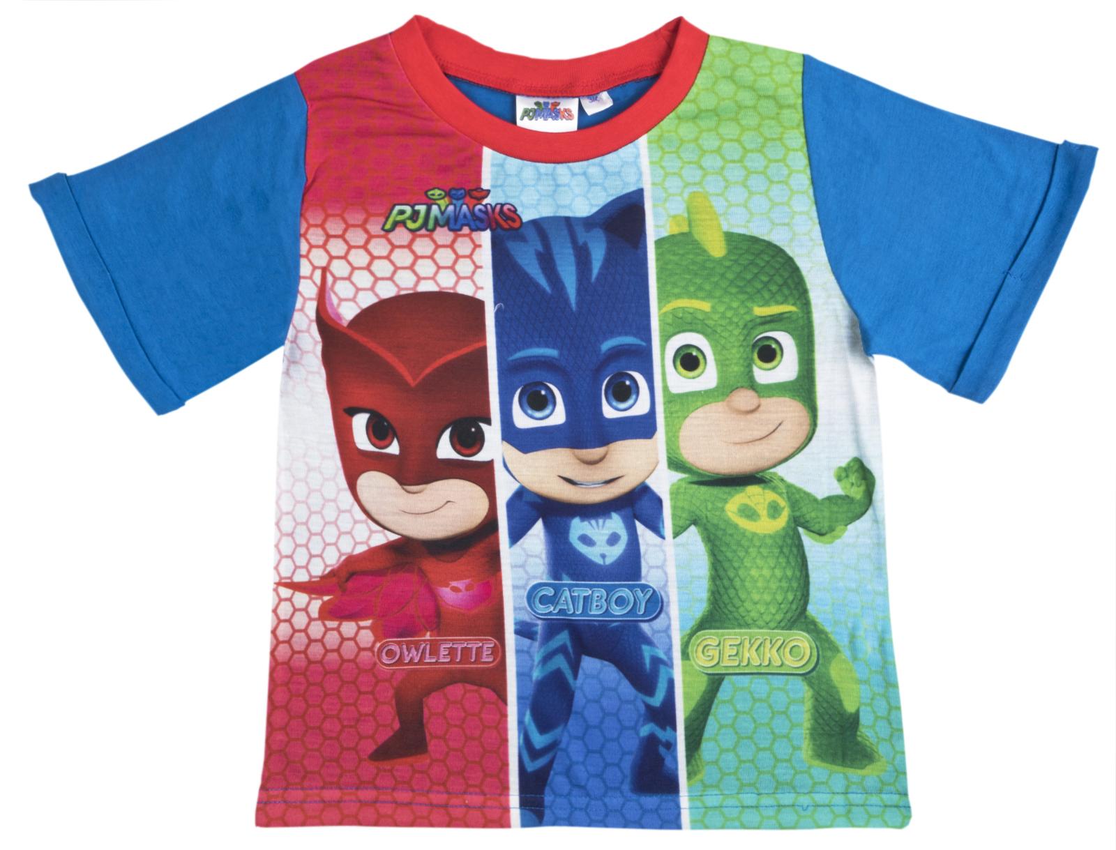 PJ MASKS Boys Catboy T-Shirt