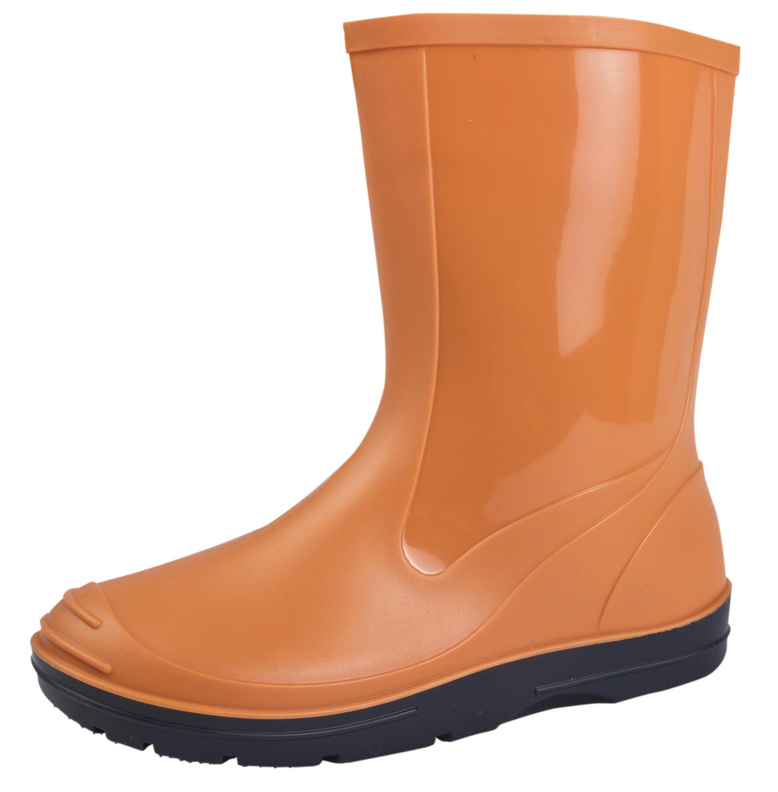 Boys Girls Wellington Boots Kids Rain Snow Boots Warm