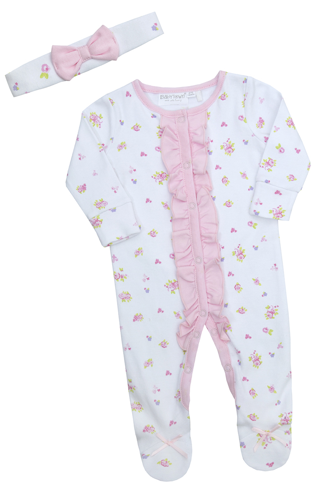 Clothing, Shoes & Accessories Baby Girl Sleepsuits